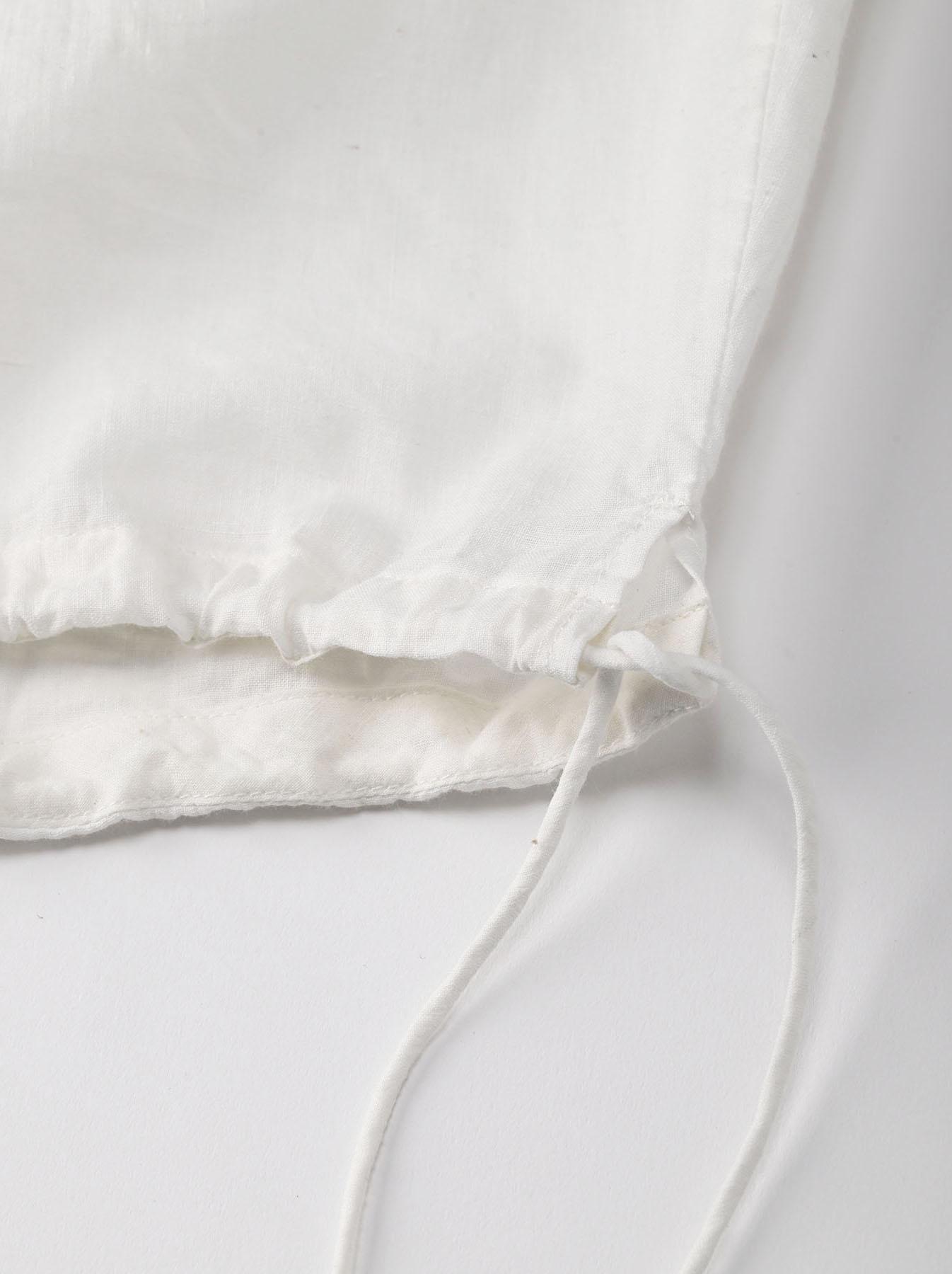 Khadi Lace de T-shirt (0721)-9