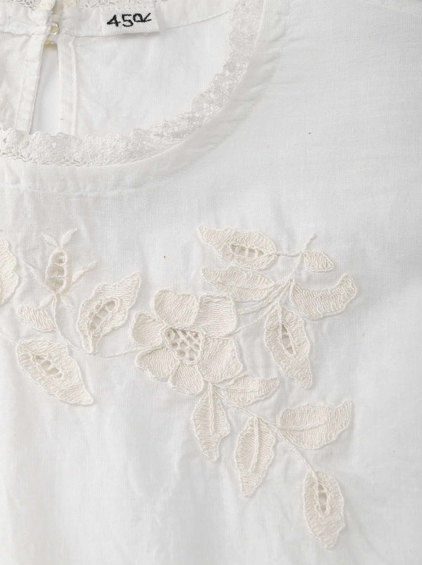 Khadi Stitch de T-shirt (0721)-5