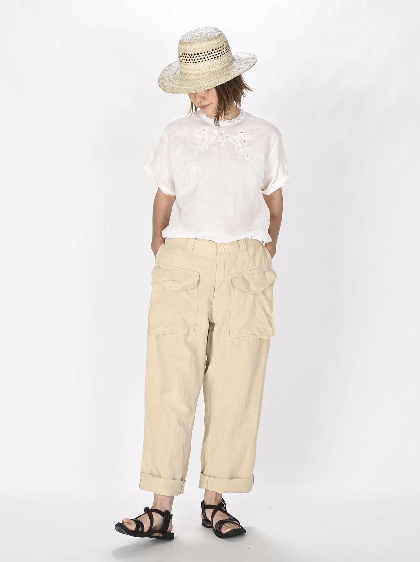 Khadi Stitch de T-shirt (0721)-11