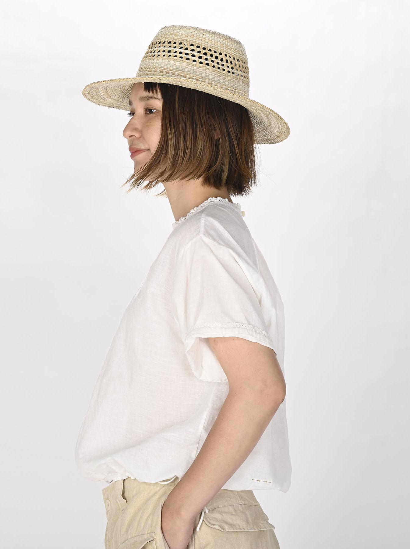 Khadi Stitch de T-shirt (0721)-3