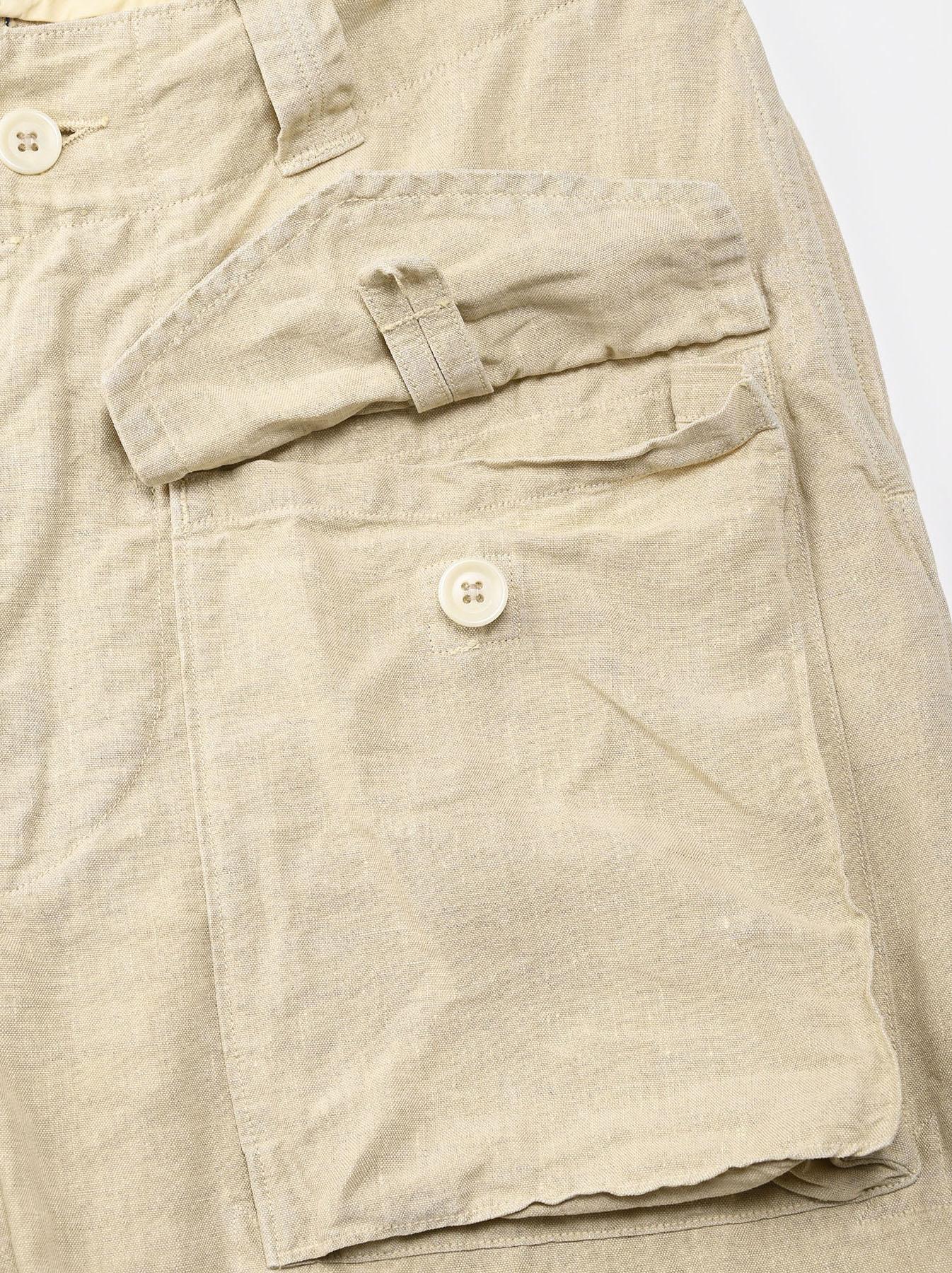 Linen 908 Easy Sail Pants (0721)-8