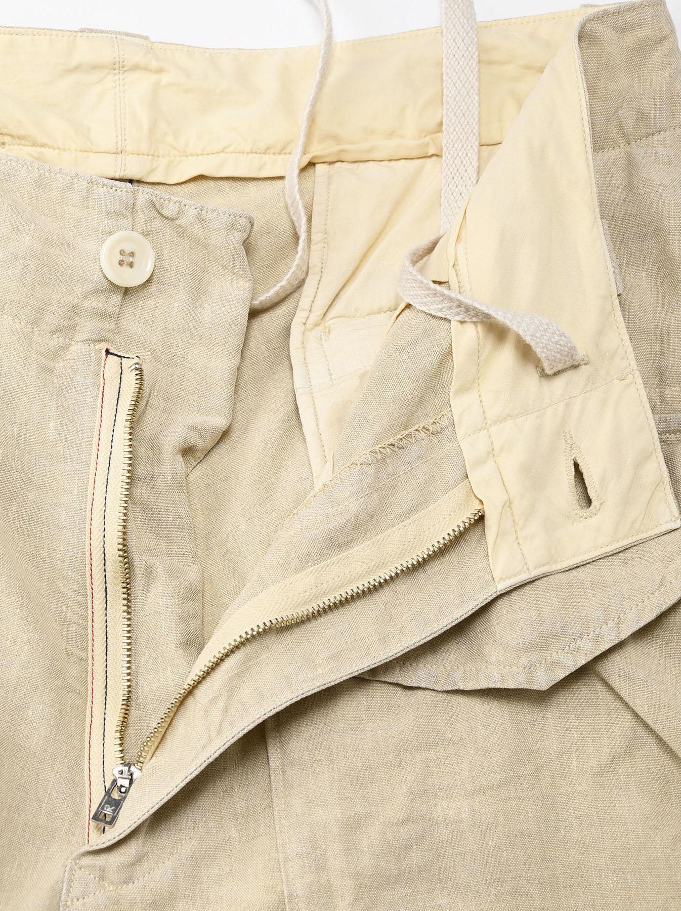 Linen 908 Easy Sail Pants (0721)-7