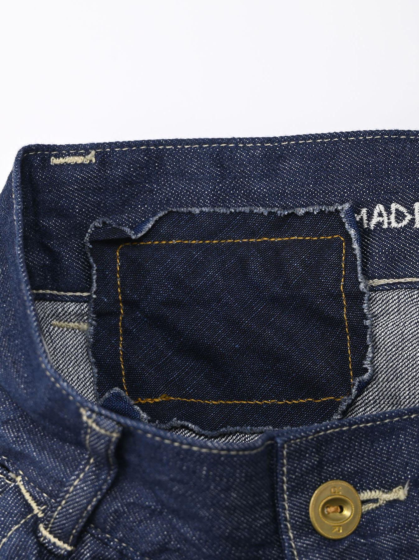 Indigo Nou 908 Painter Pants (0721)-10