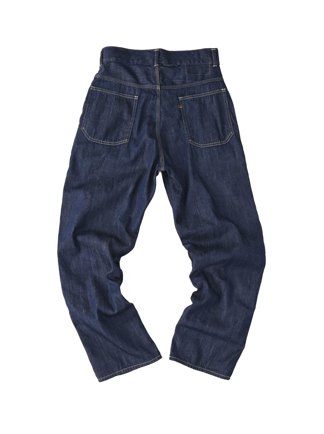 Indigo Nou 908 Painter Pants (0721)-6