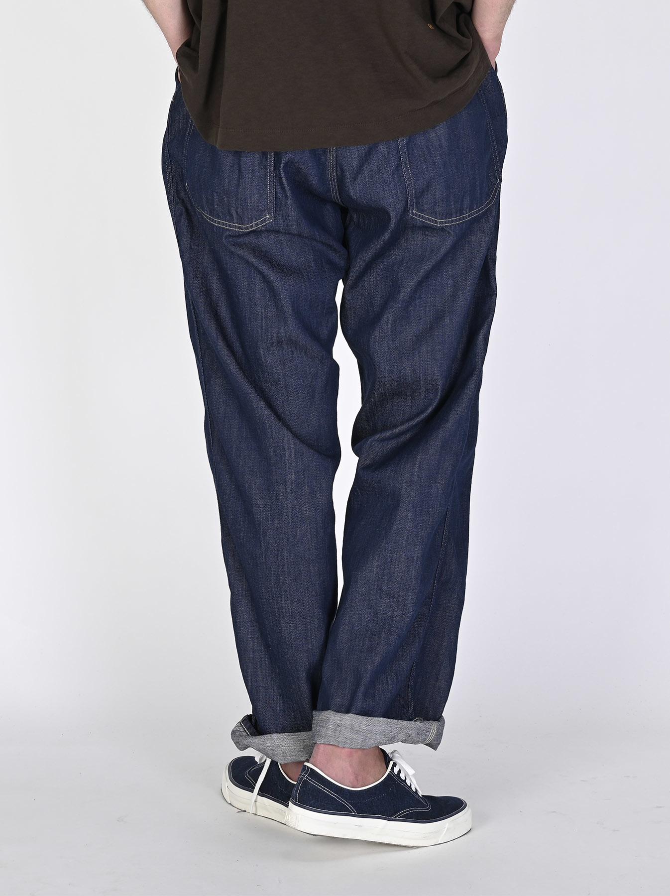 Indigo Nou 908 Painter Pants (0721)-4