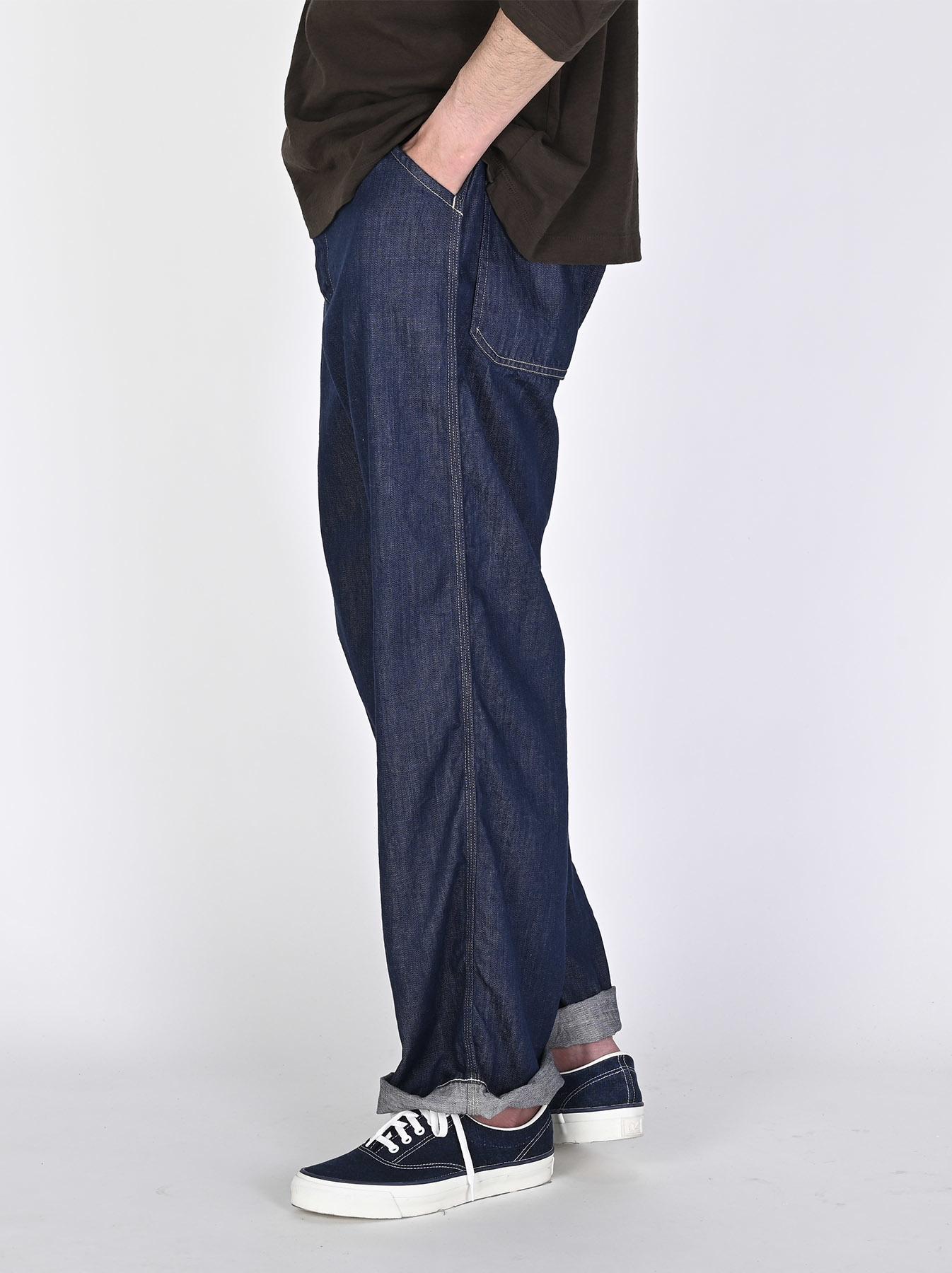 Indigo Nou 908 Painter Pants (0721)-3