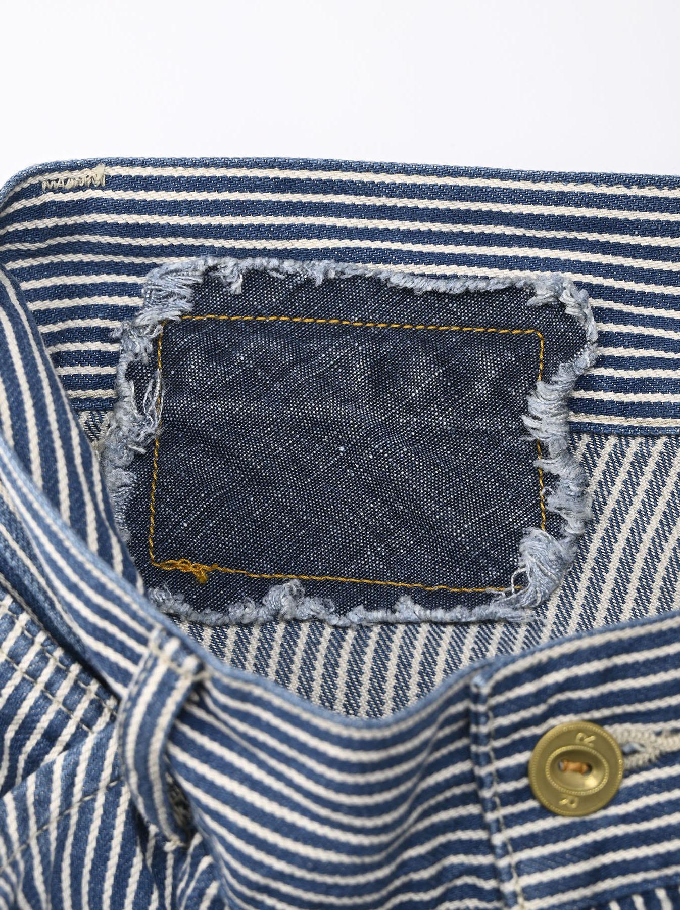 Indigo 908 Painter Pants Distressed (0721)-12