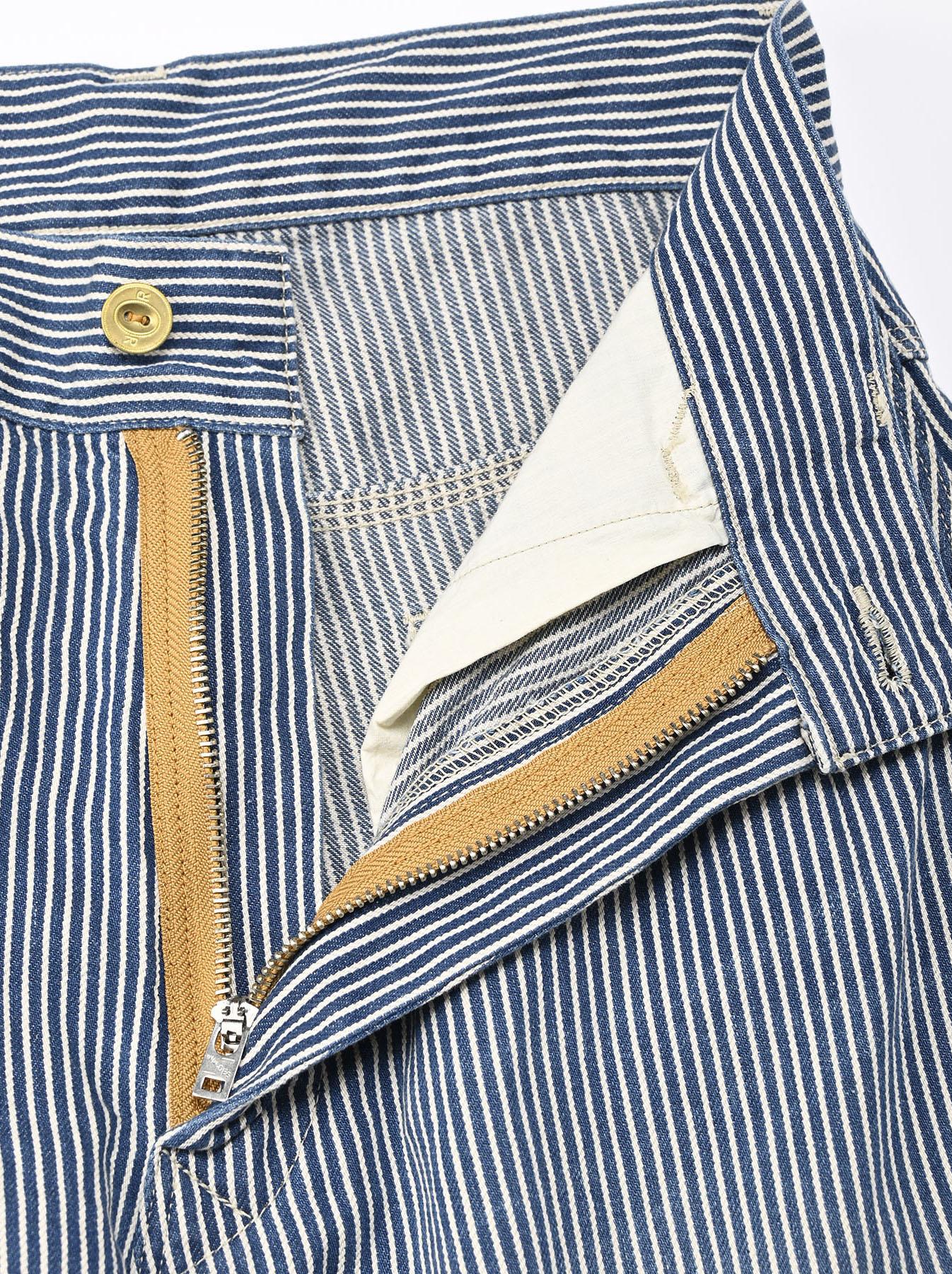 Indigo 908 Painter Pants Distressed (0721)-10