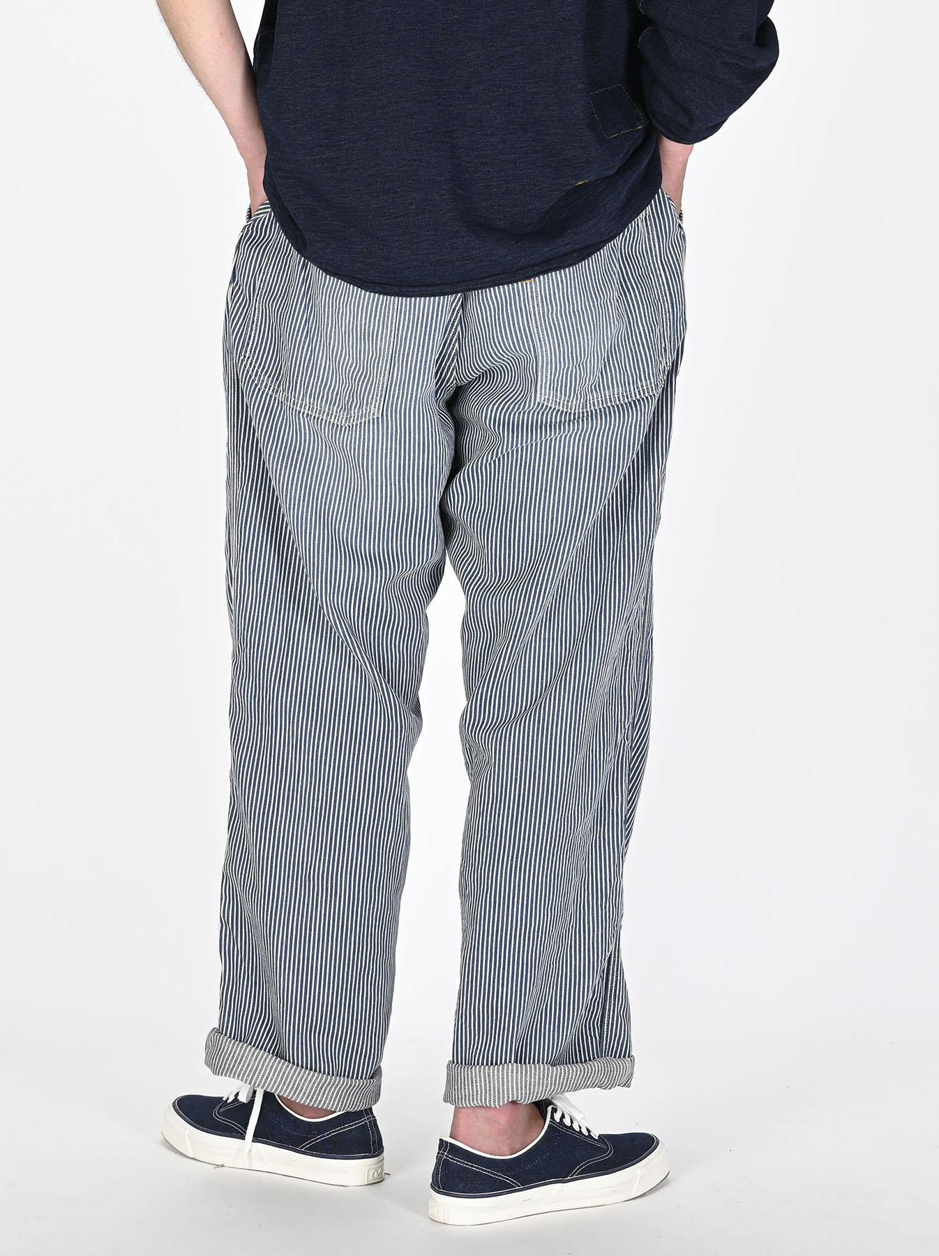 Indigo 908 Painter Pants Distressed (0721)-8