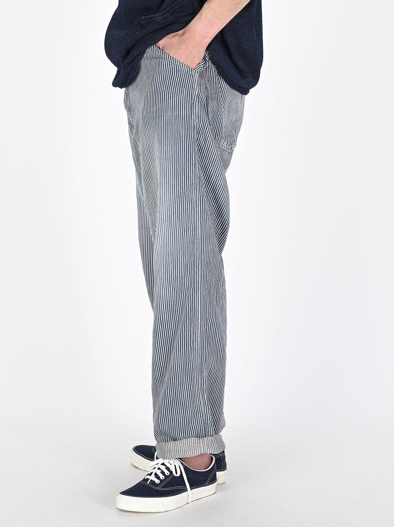 Indigo 908 Painter Pants Distressed (0721)-7