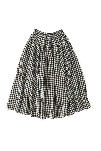 Indian Gauze Linen Skirt