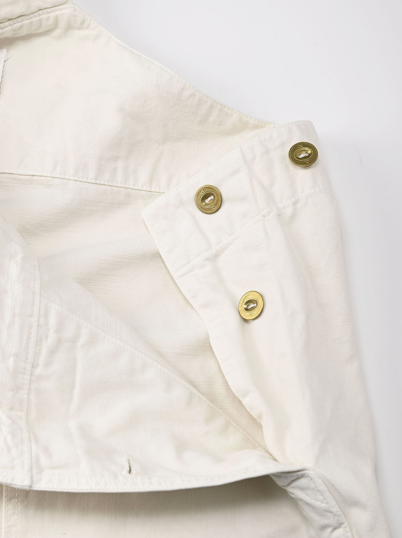 Yacht White 908 Smock-all-7