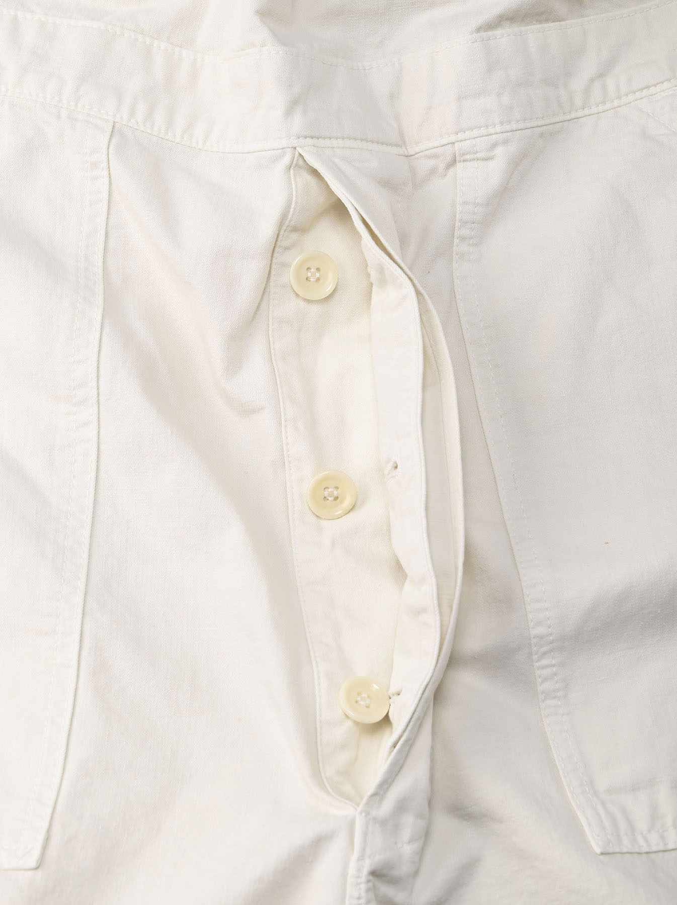 Yacht White 908 Smock-all-9