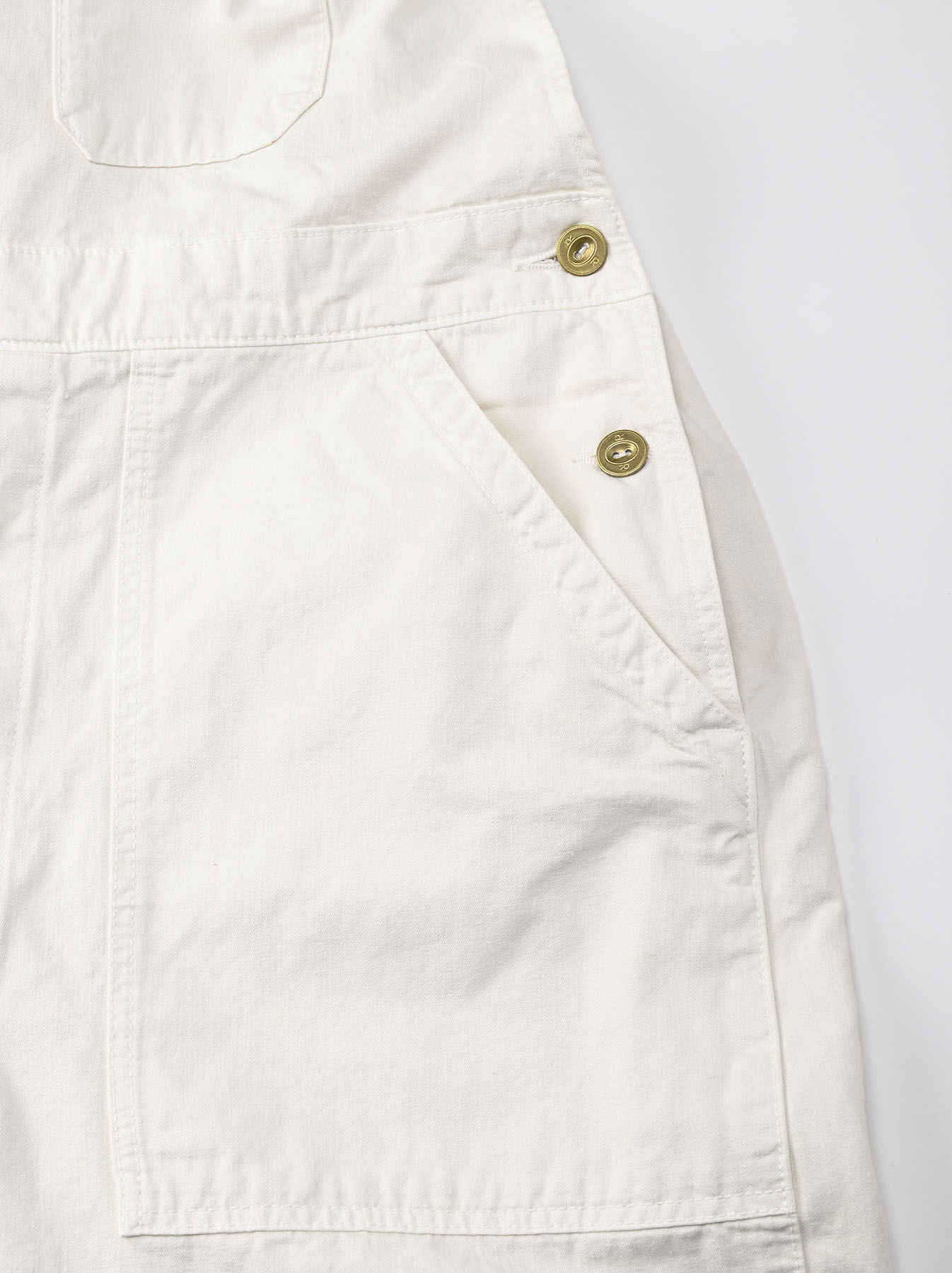 Yacht White 908 Smock-all-6