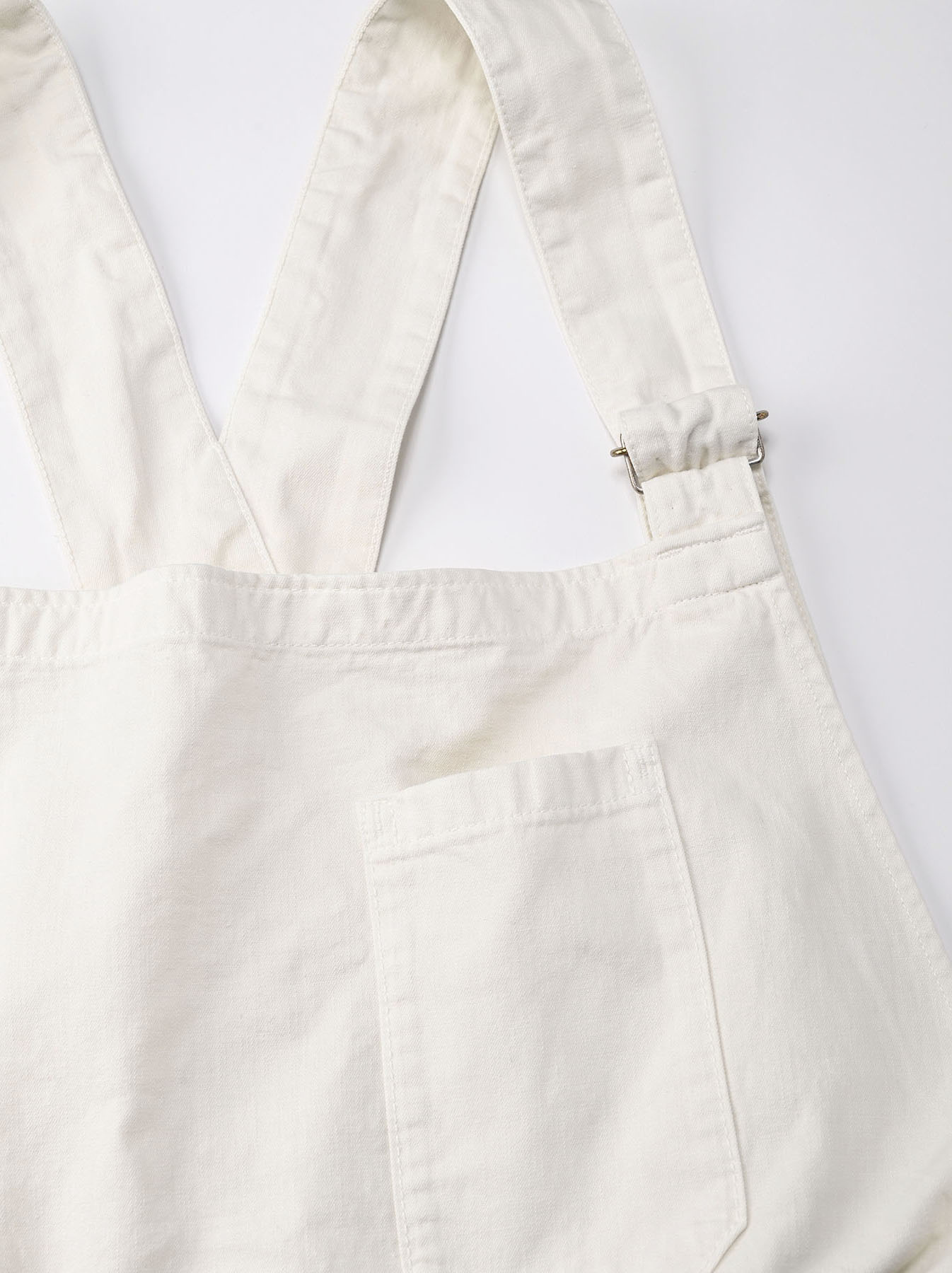 Yacht White 908 Smock-all-5