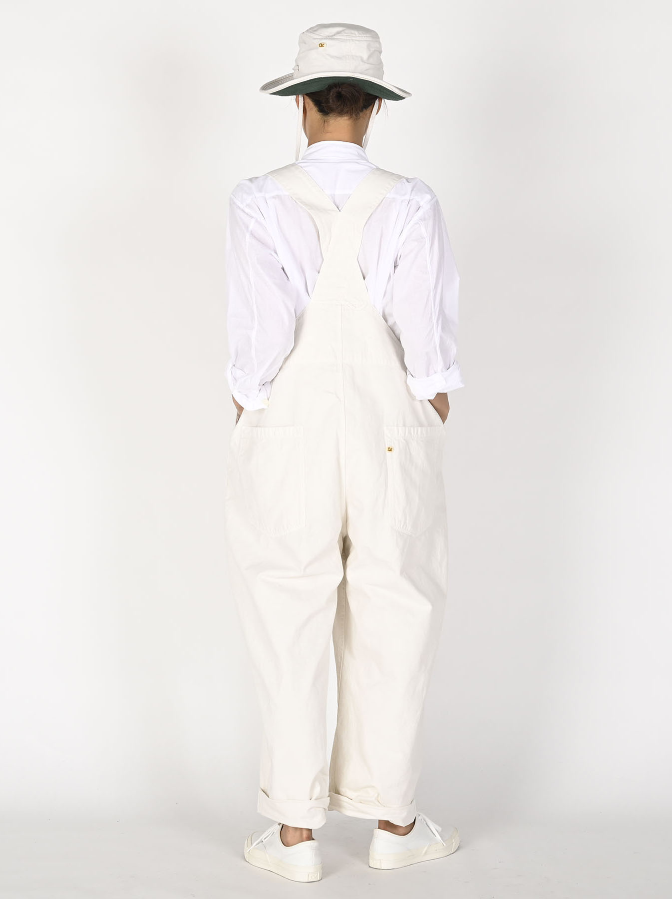Yacht White 908 Smock-all-4