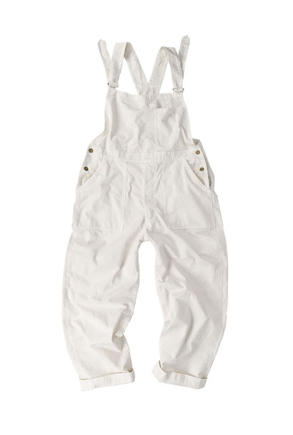 Yacht White 908 Smock-all
