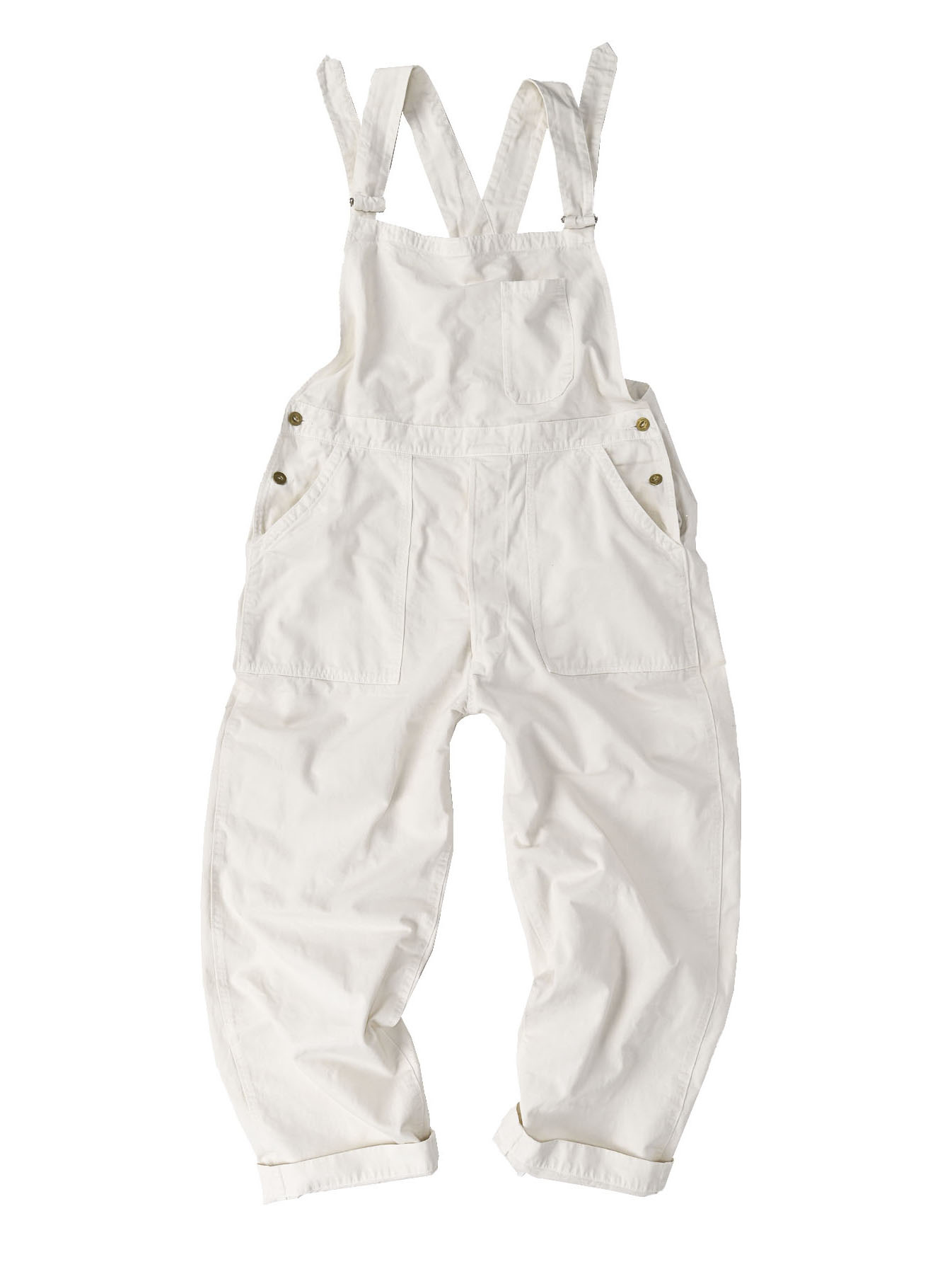 Yacht White 908 Smock-all-1