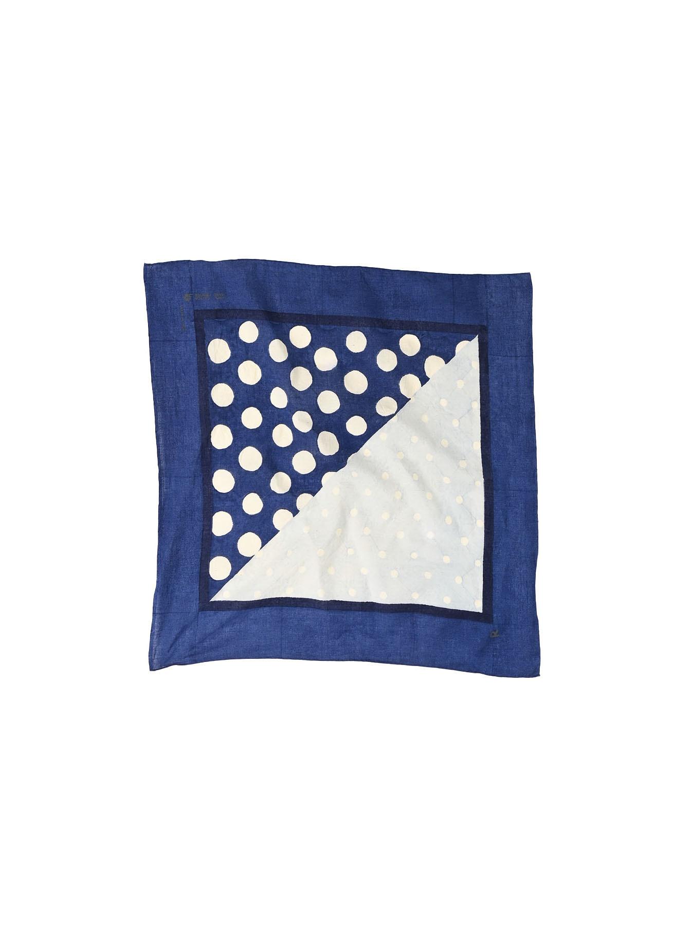 Block Printed Khadi Bandana(2 patterns)-8