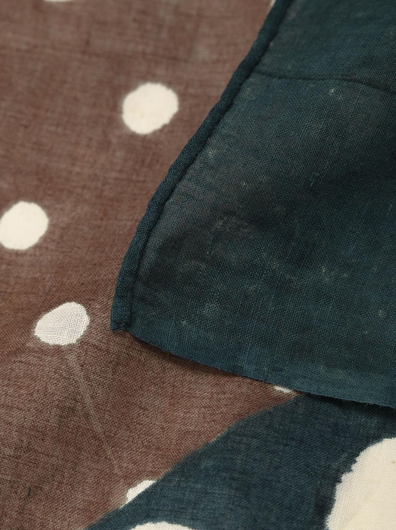 Block Printed Khadi Bandana(2 patterns)-6