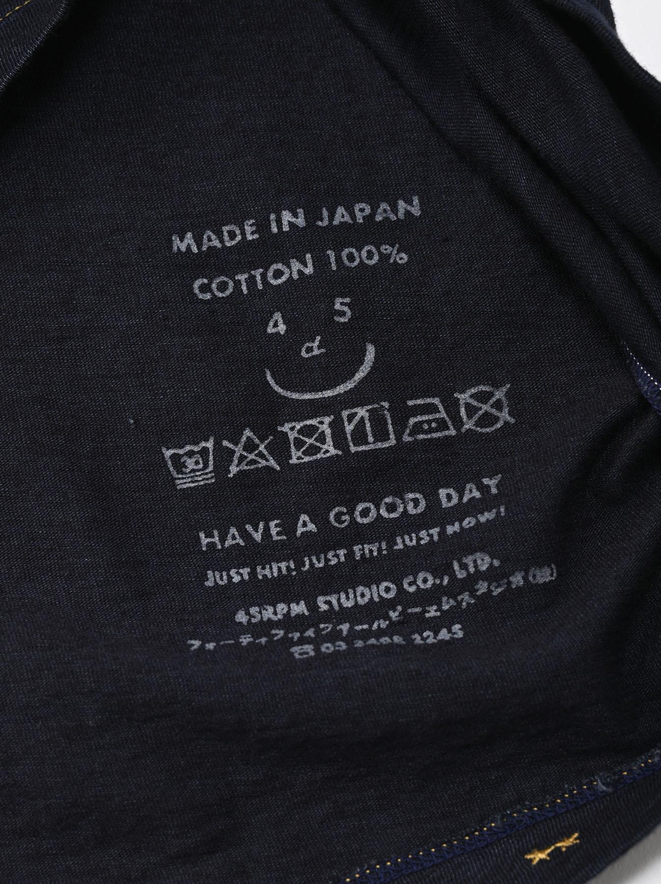 Indigo Sumite de Chicken T-shirt-12