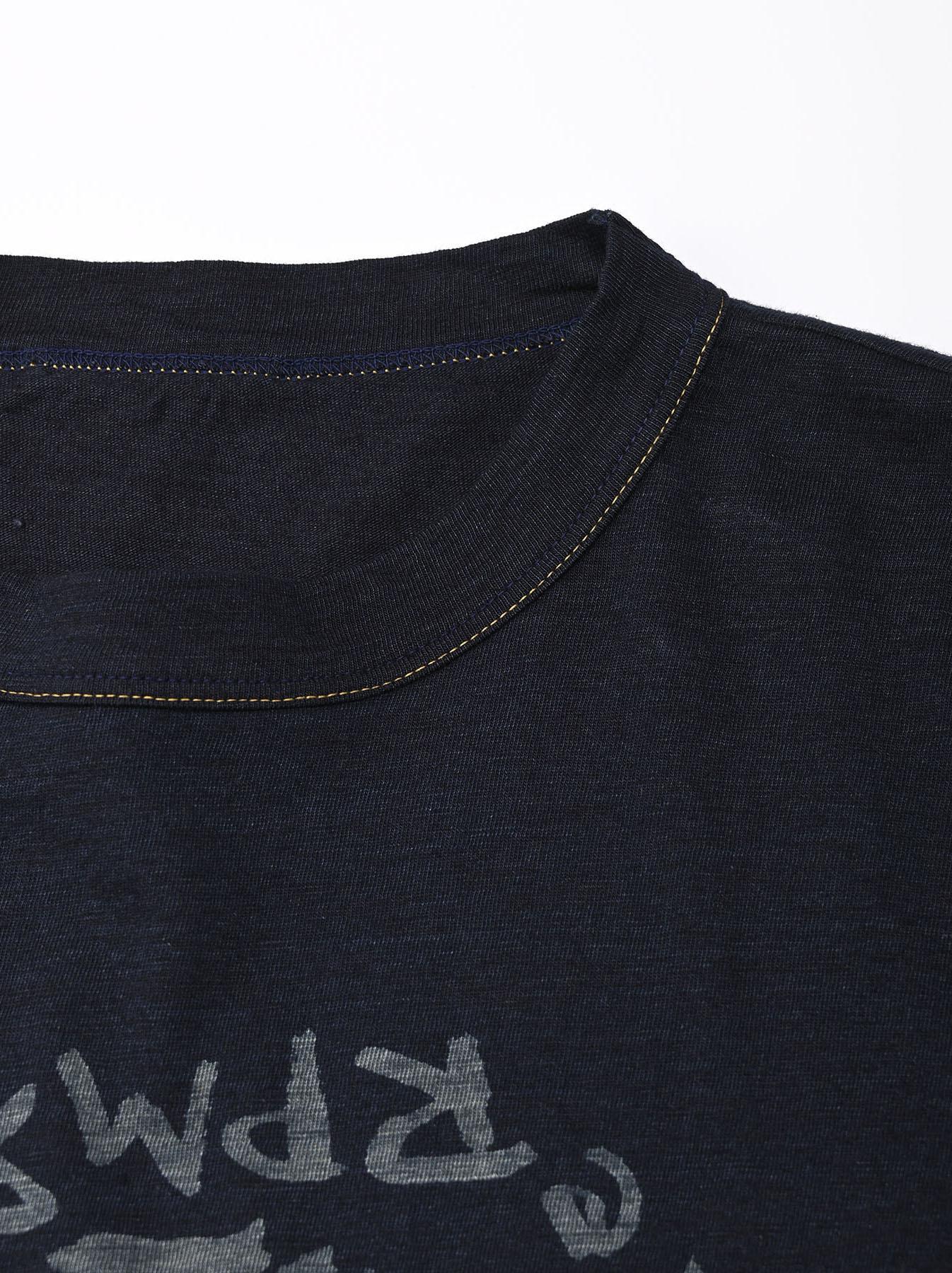 Indigo Sumite de Chicken T-shirt-7