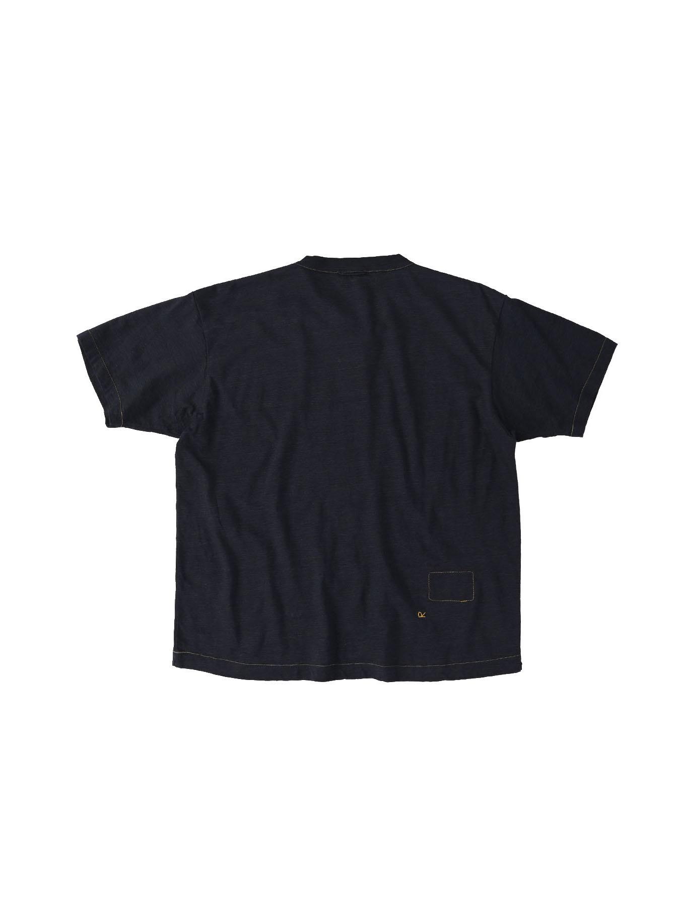 Indigo Sumite de Chicken T-shirt-9