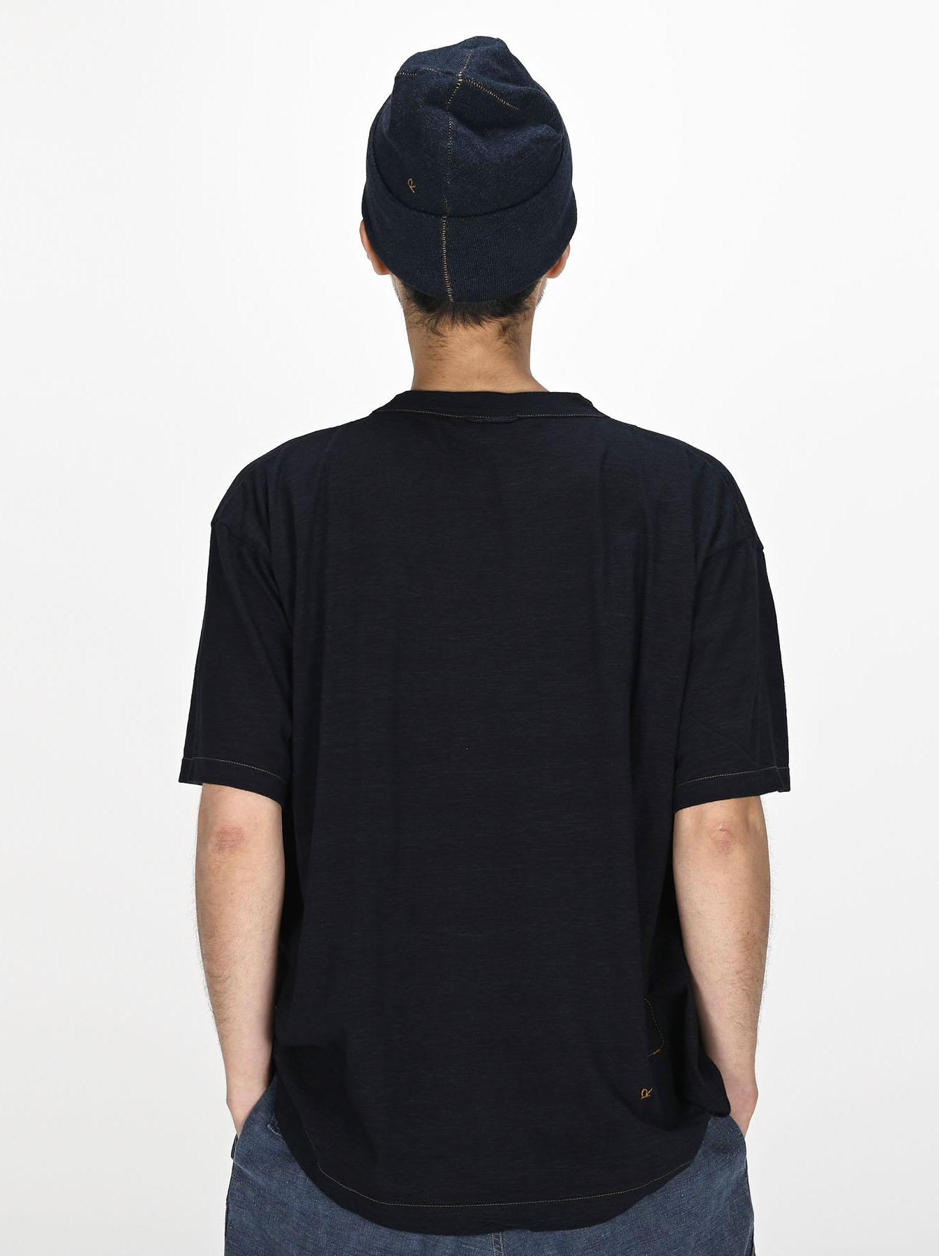 Indigo Sumite de Chicken T-shirt-4