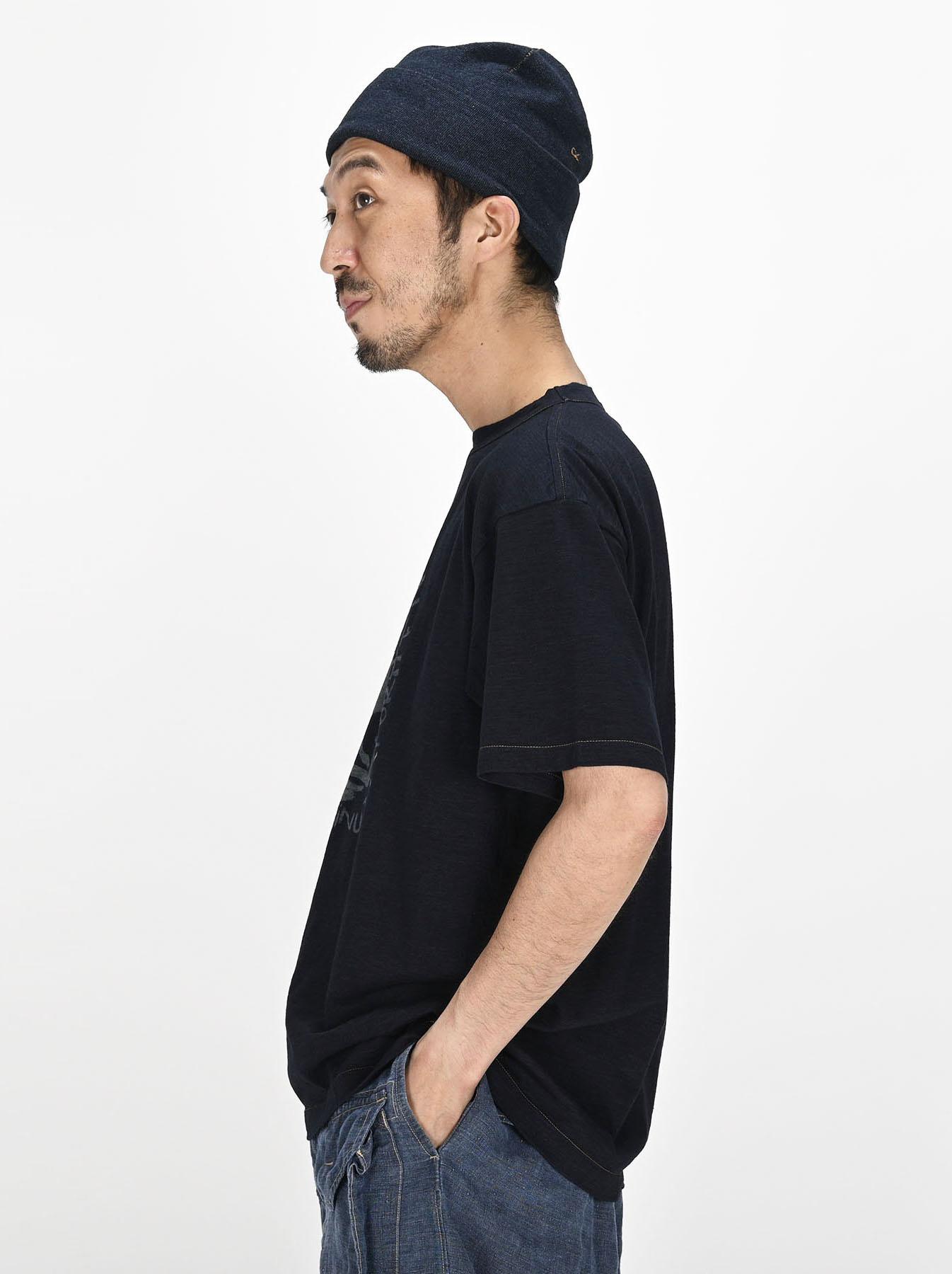 Indigo Sumite de Chicken T-shirt-3
