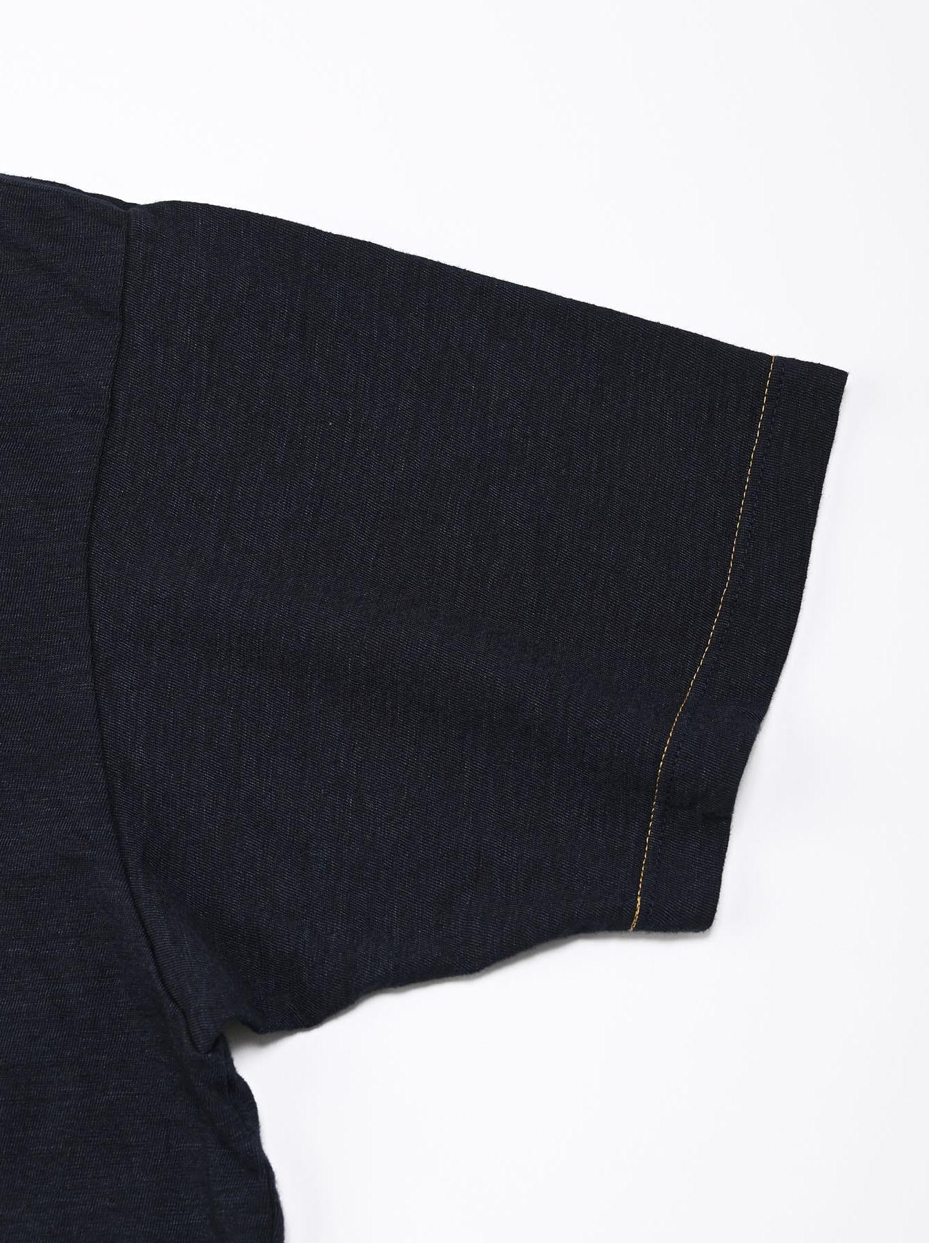 Indigo Sumite de Whale T-shirt-8