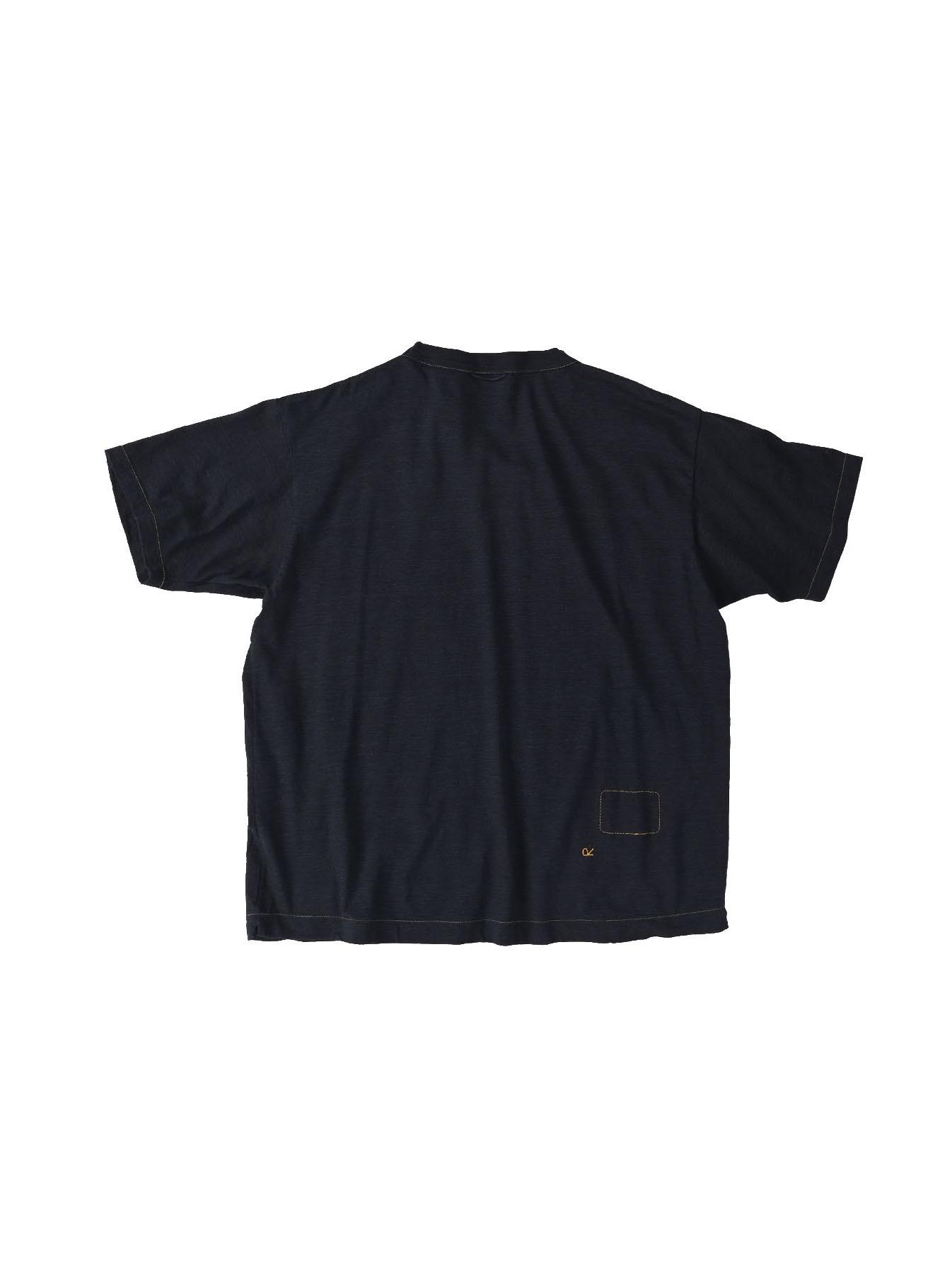 Indigo Sumite de Whale T-shirt-9