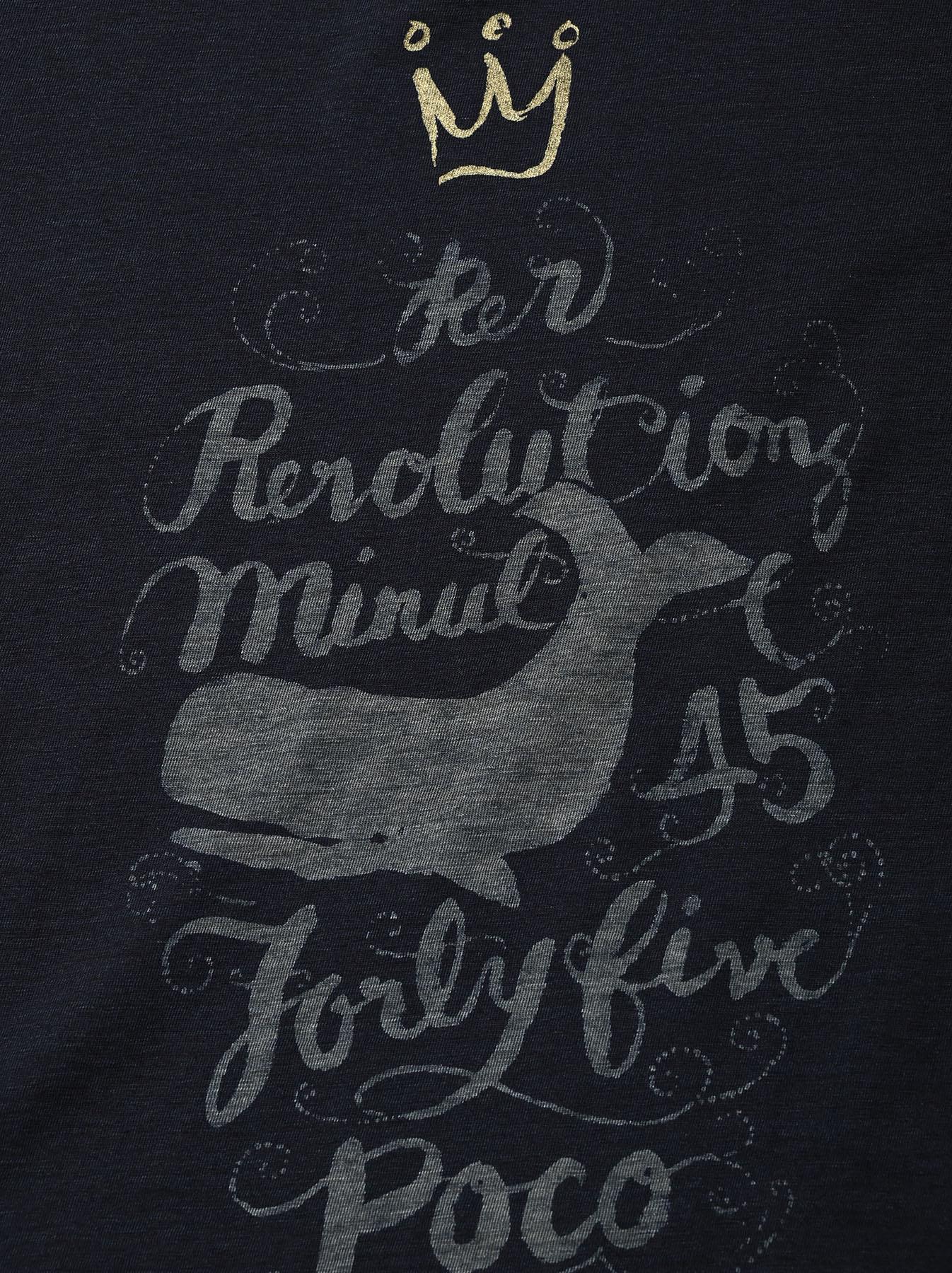 Indigo Sumite de Whale T-shirt-6