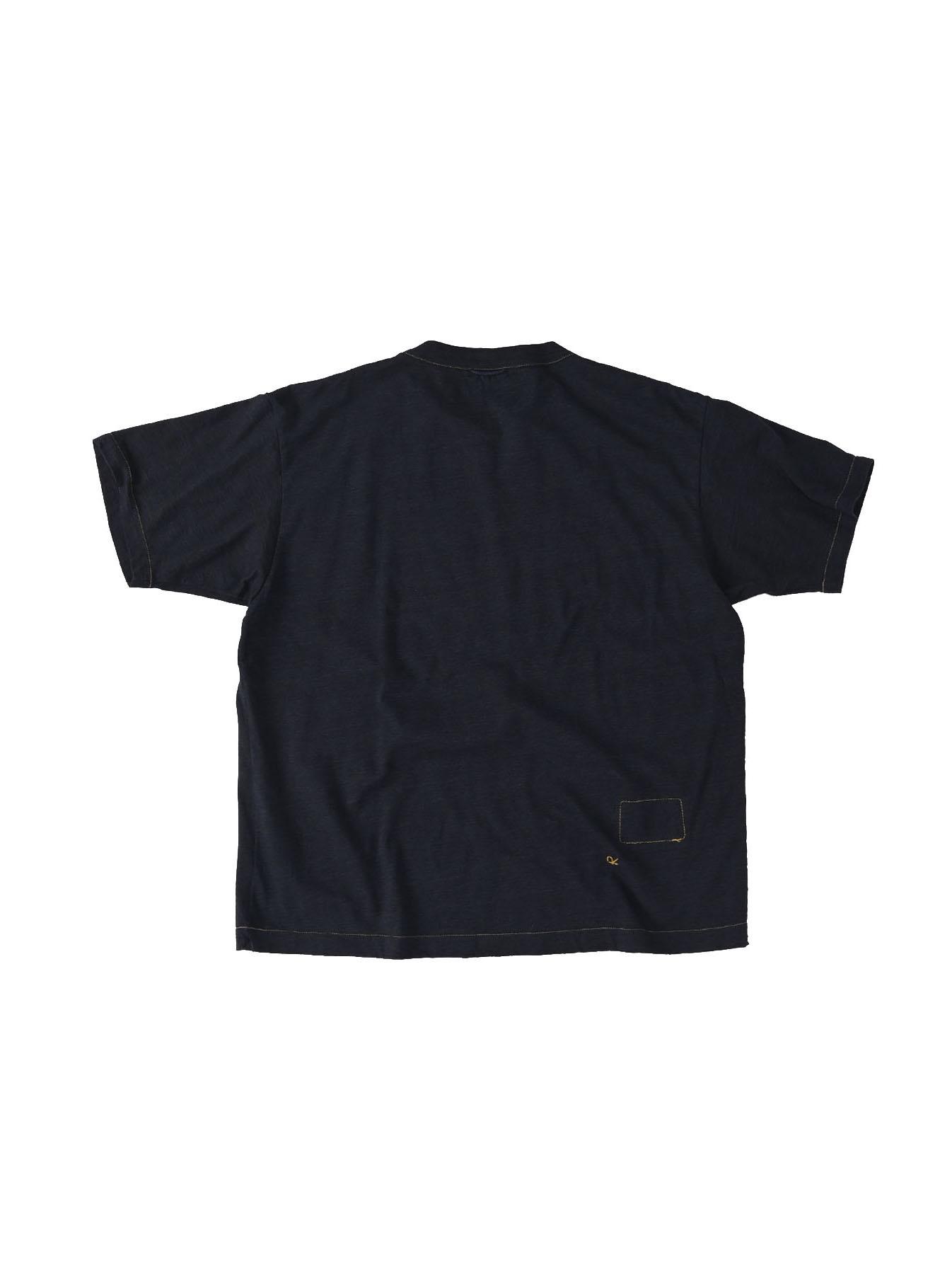 Indigo Sumite de Owl T-shirt-8