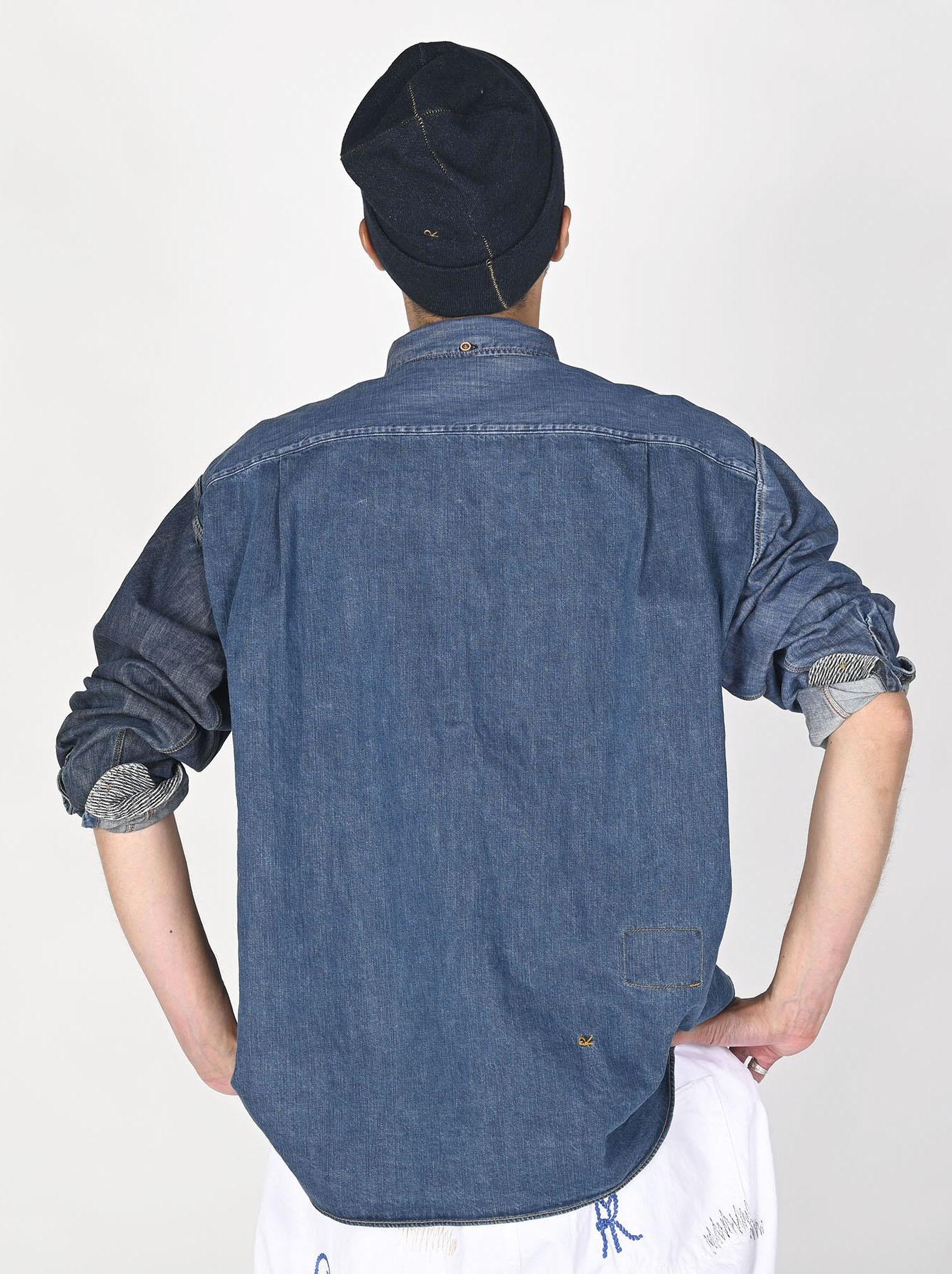 Indigo Zennin Shūgou Ocean T-shirt-4