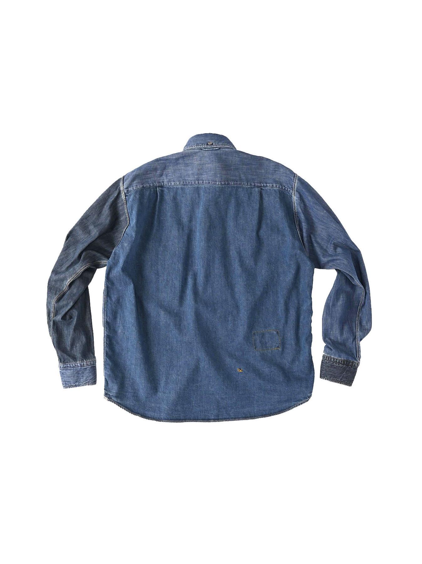 Indigo Zennin Shūgou Ocean T-shirt-10