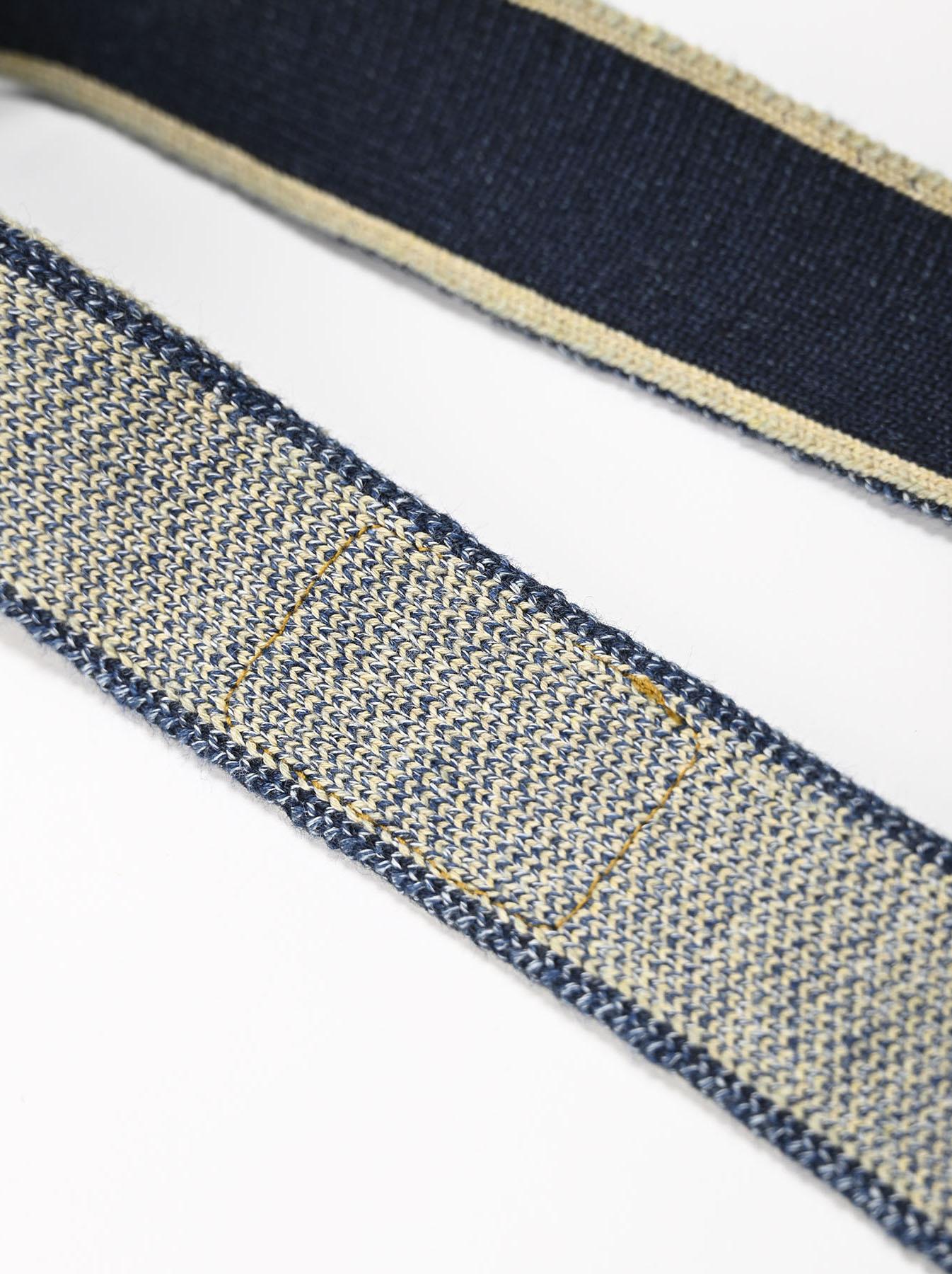 Selvage Knit Belt-10