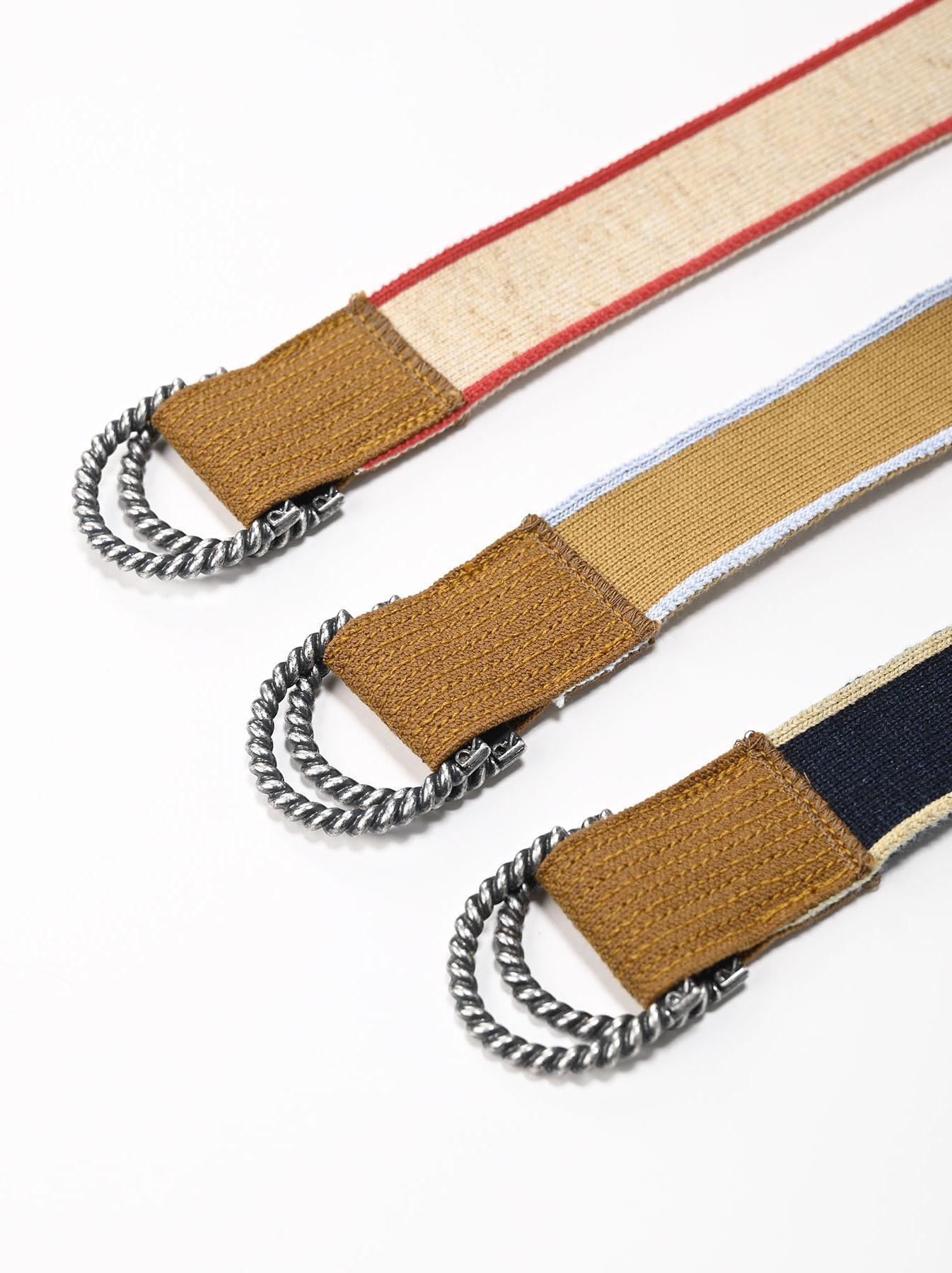 Selvage Knit Belt-9
