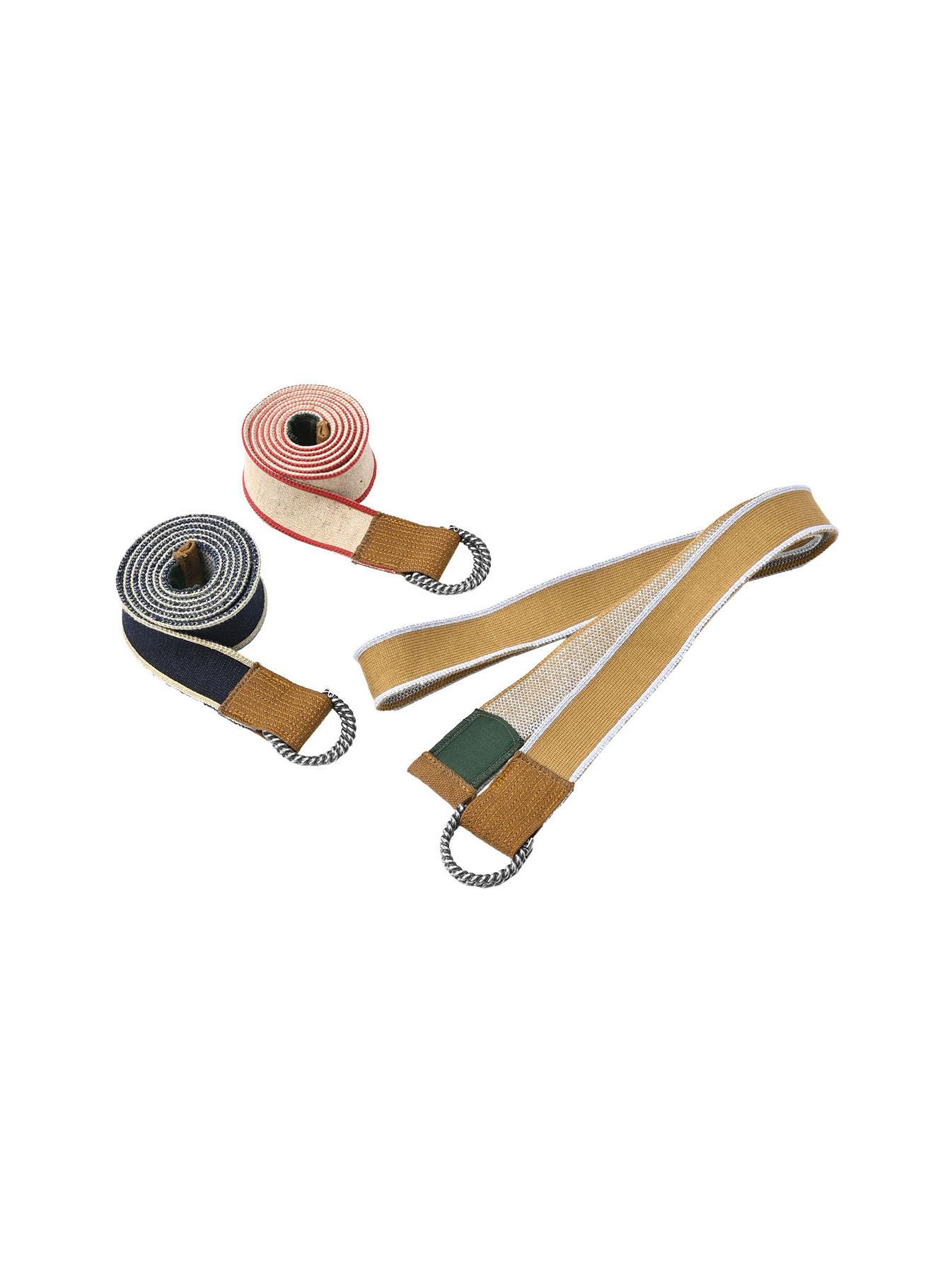 Selvage Knit Belt-2