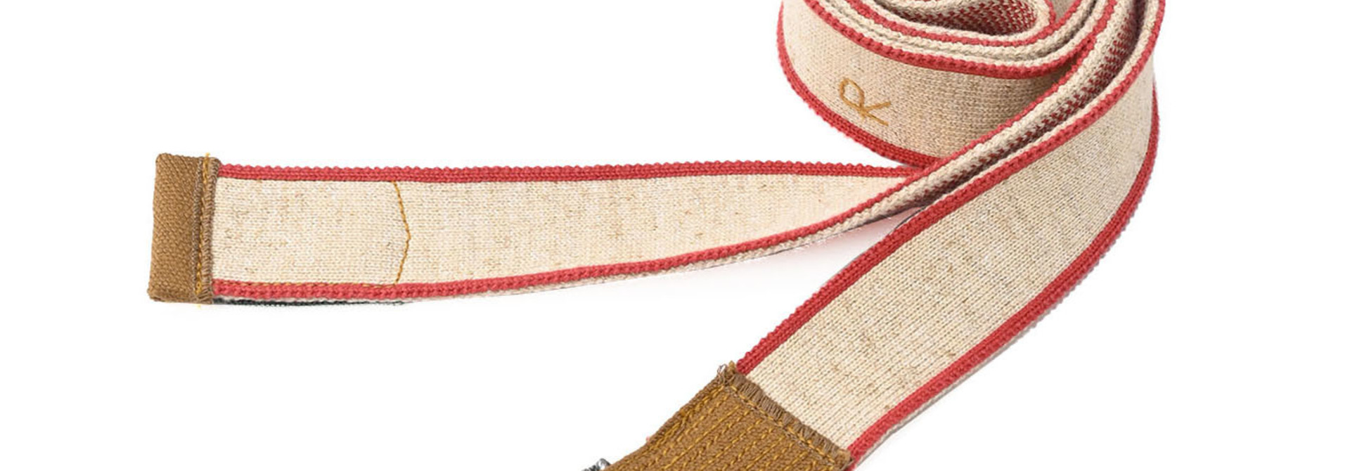 Selvage Knit Belt