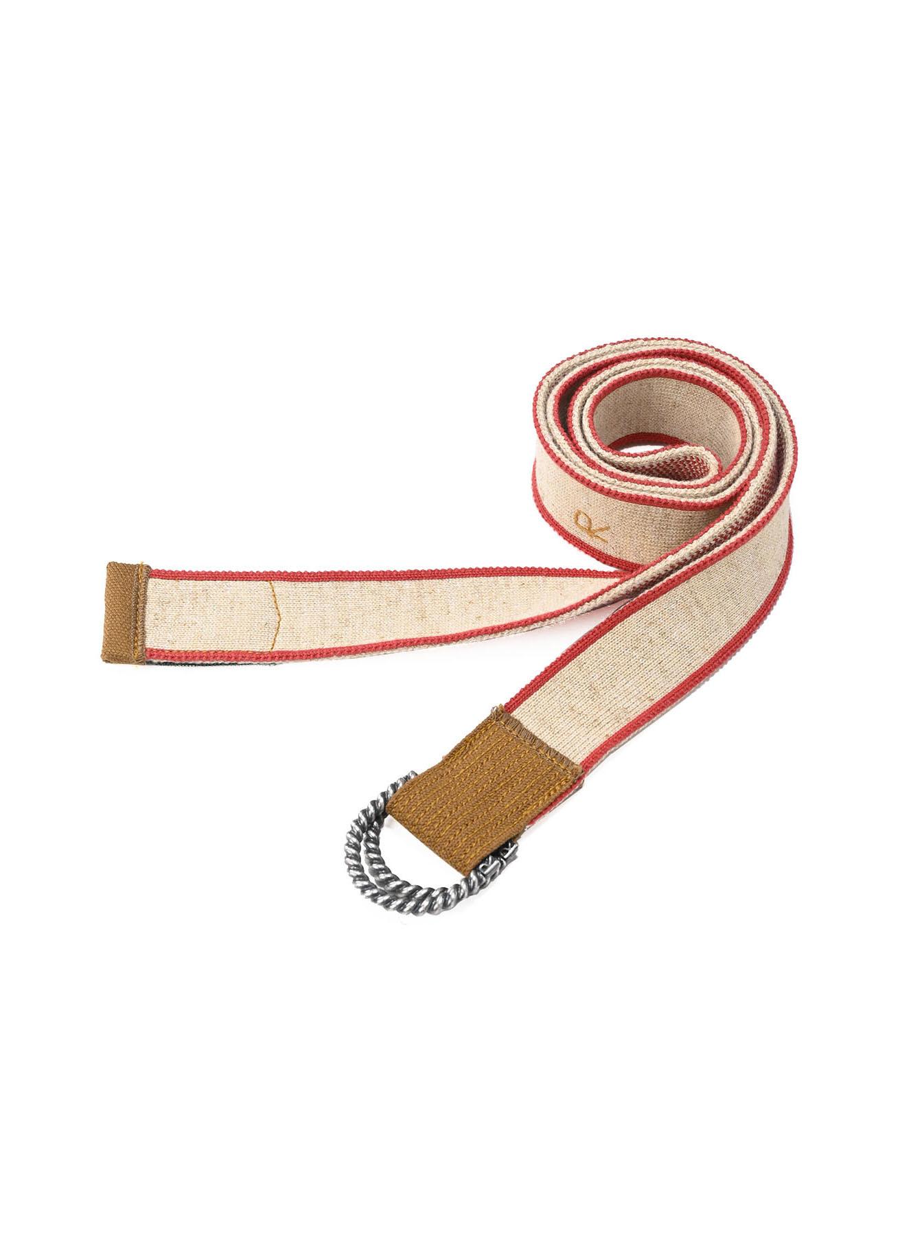 Selvage Knit Belt-1