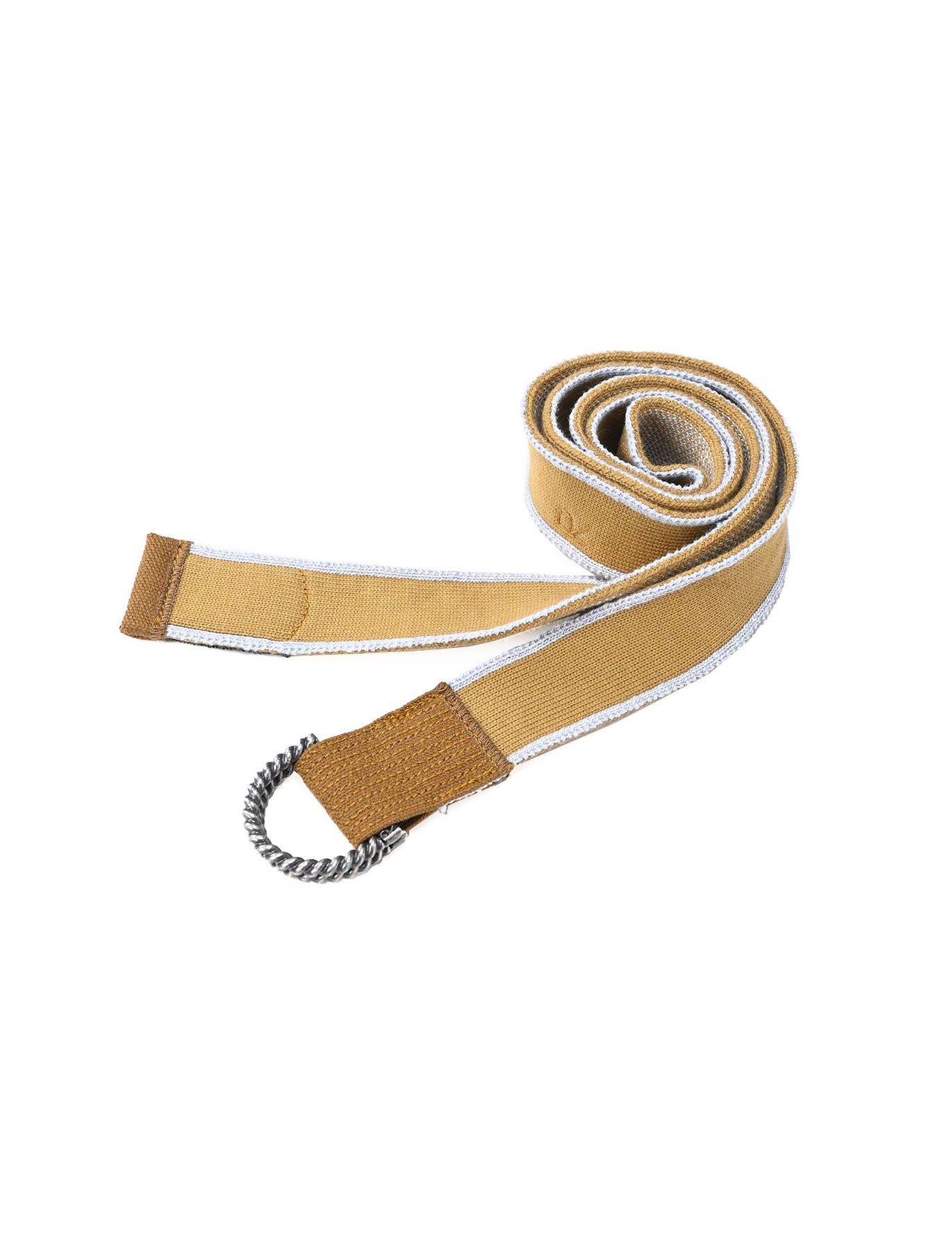 Selvage Knit Belt-4