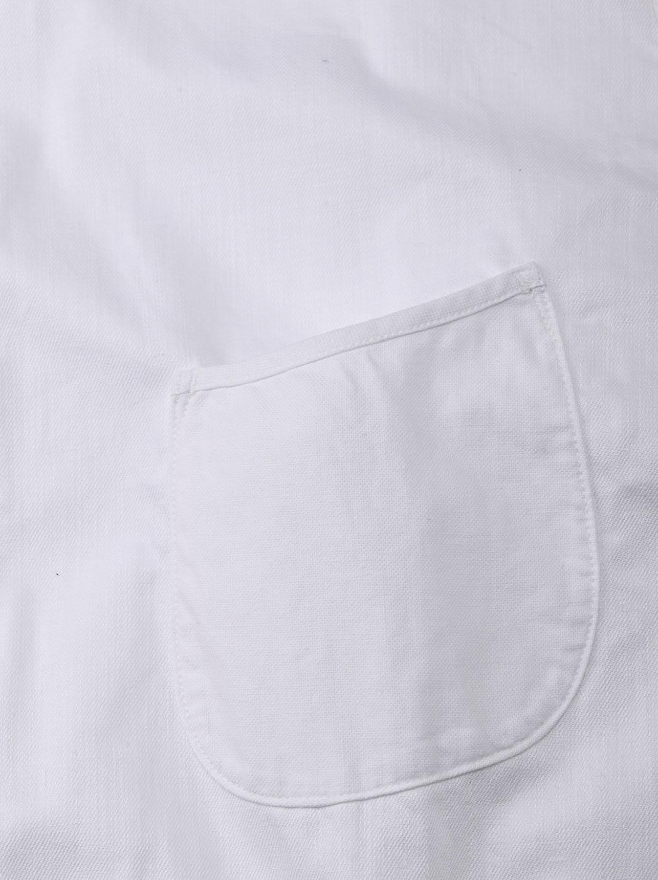 White Zenin Shugo Smock Dress-9