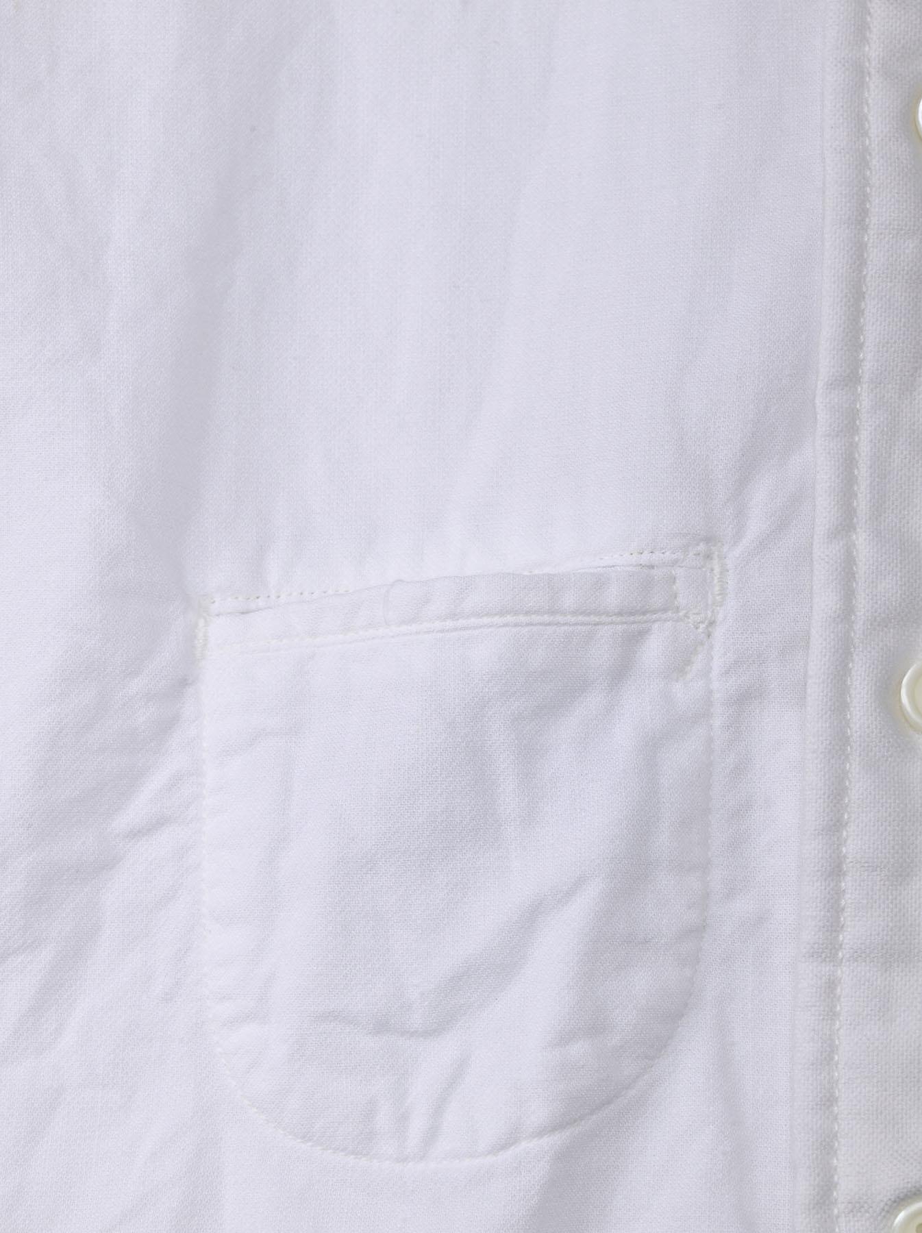 White Zenin Shugo Smock Dress-10