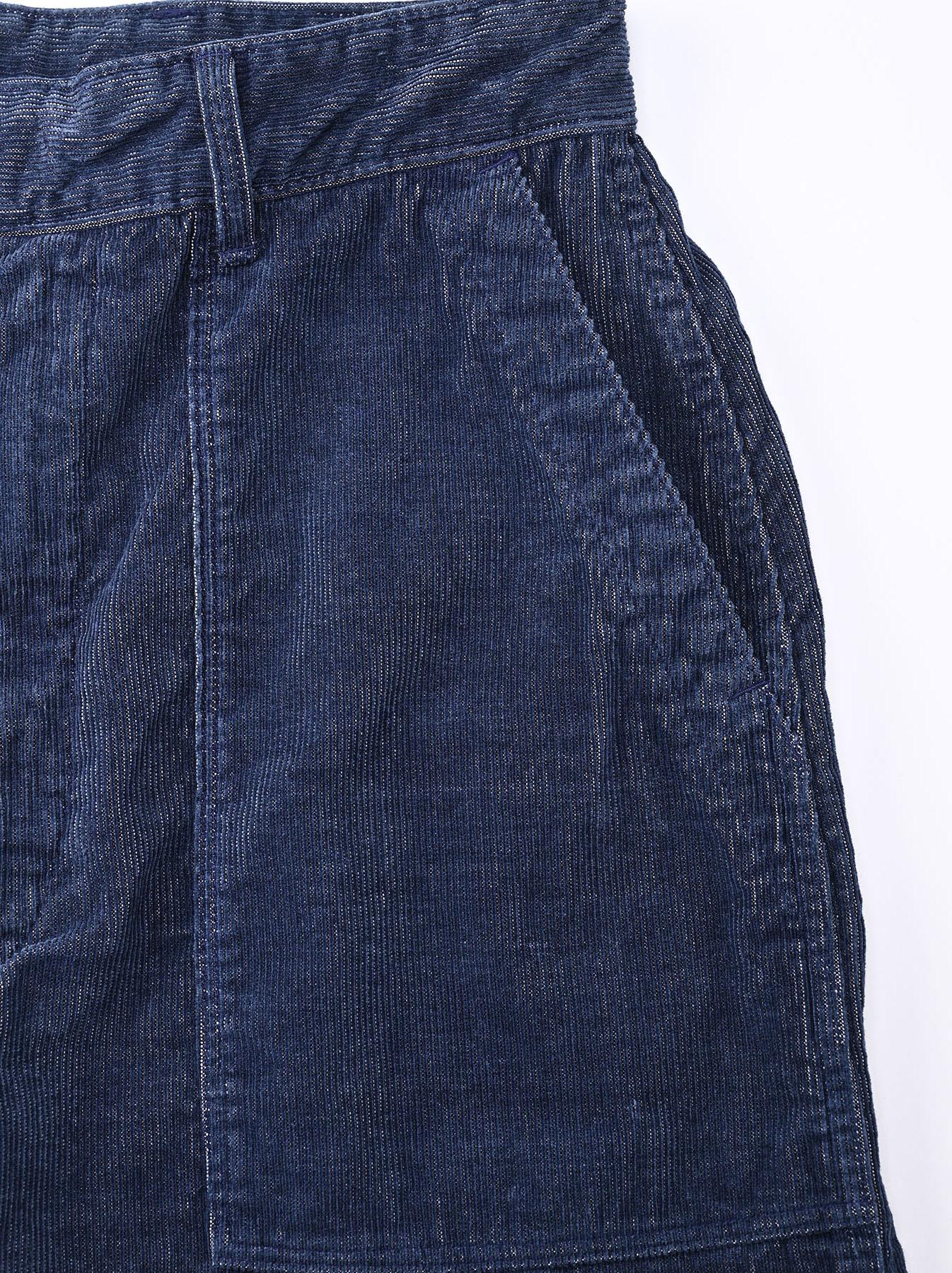 Indigo Corduroy 908 Baker Pants-9