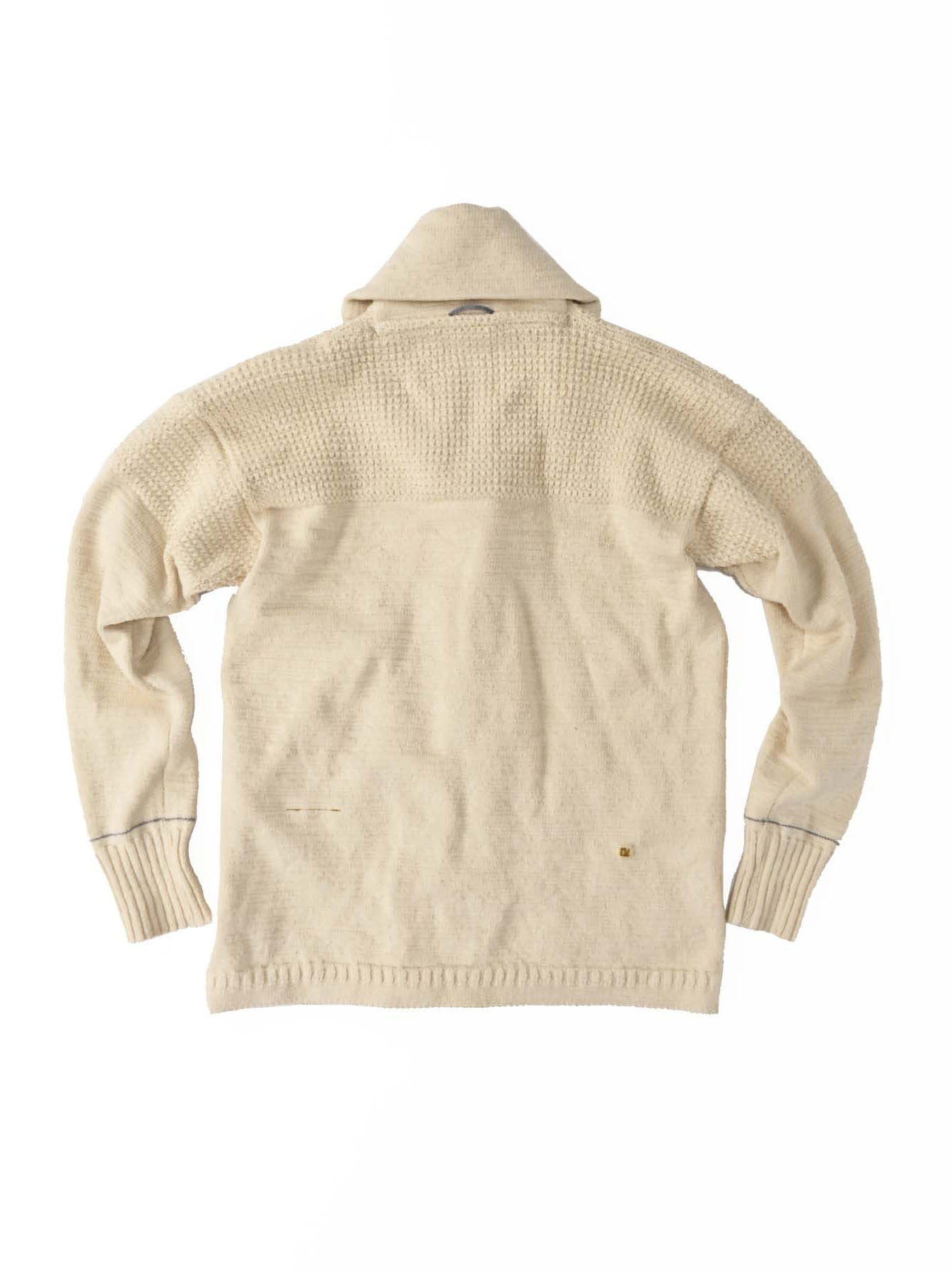 Stretch Knit Shawl Collar 908 Blouson-6