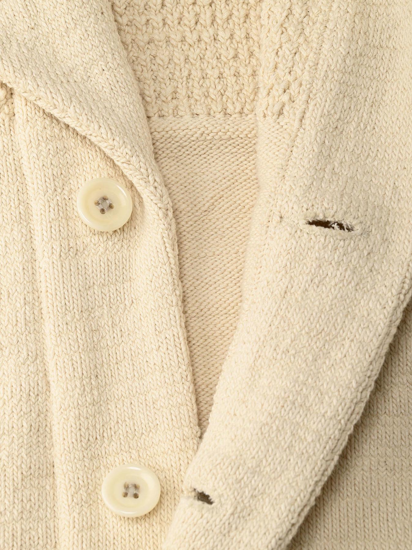Stretch Knit Shawl Collar 908 Blouson-9