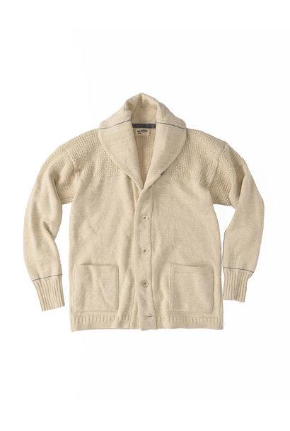 Stretch Knit Shawl Collar 908 Blouson