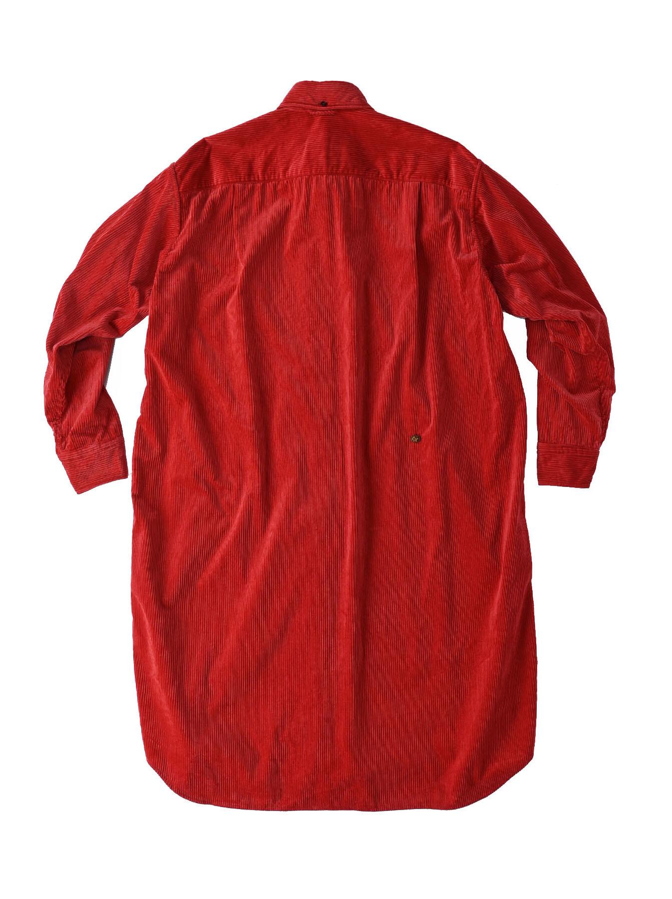 Kutekute Corduroy Smock Dress-4