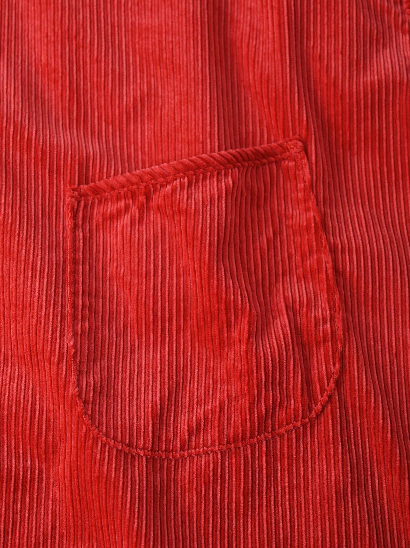 Kutekute Corduroy Smock Dress-10