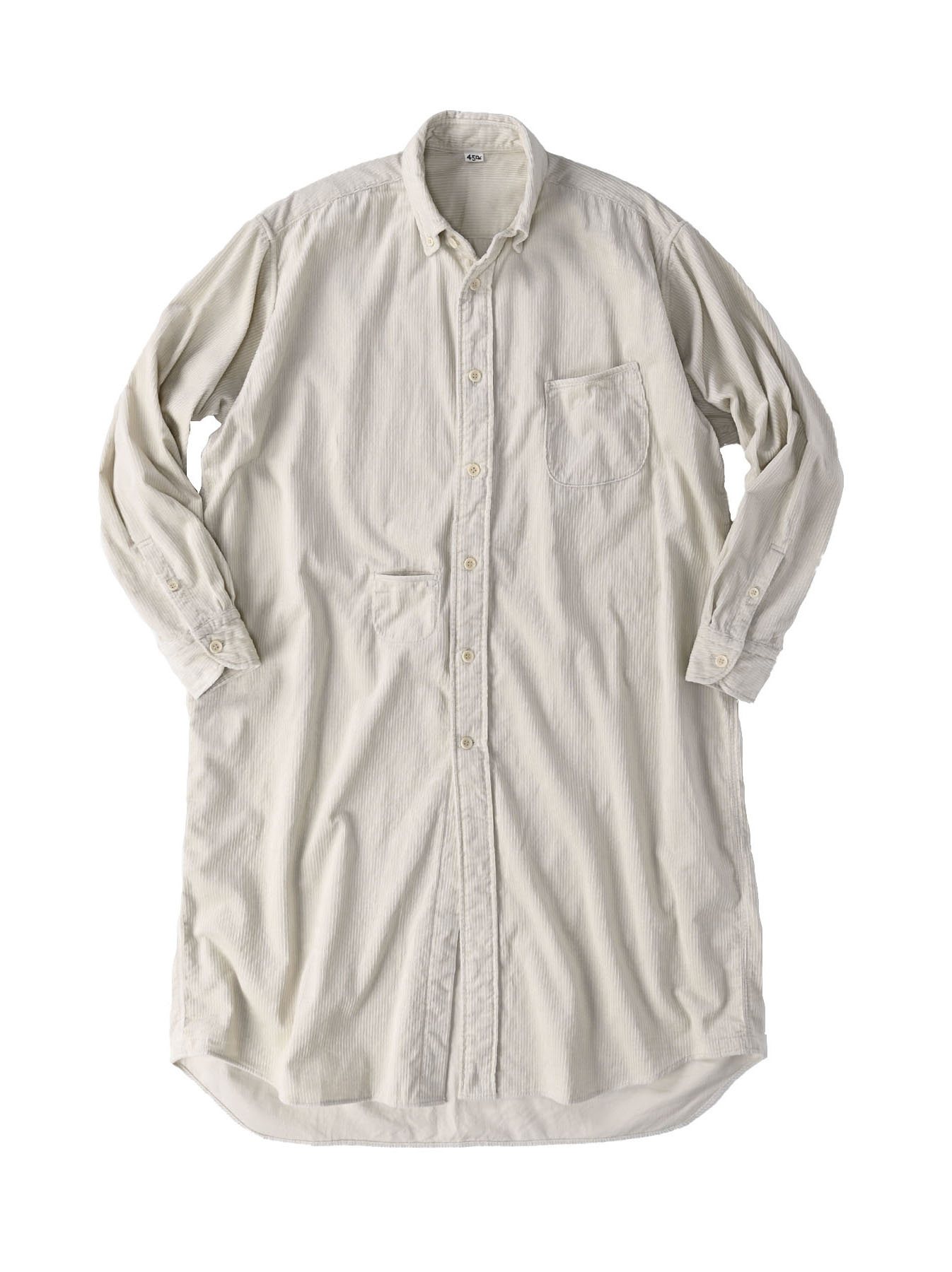 Kutekute Corduroy Smock Dress-1